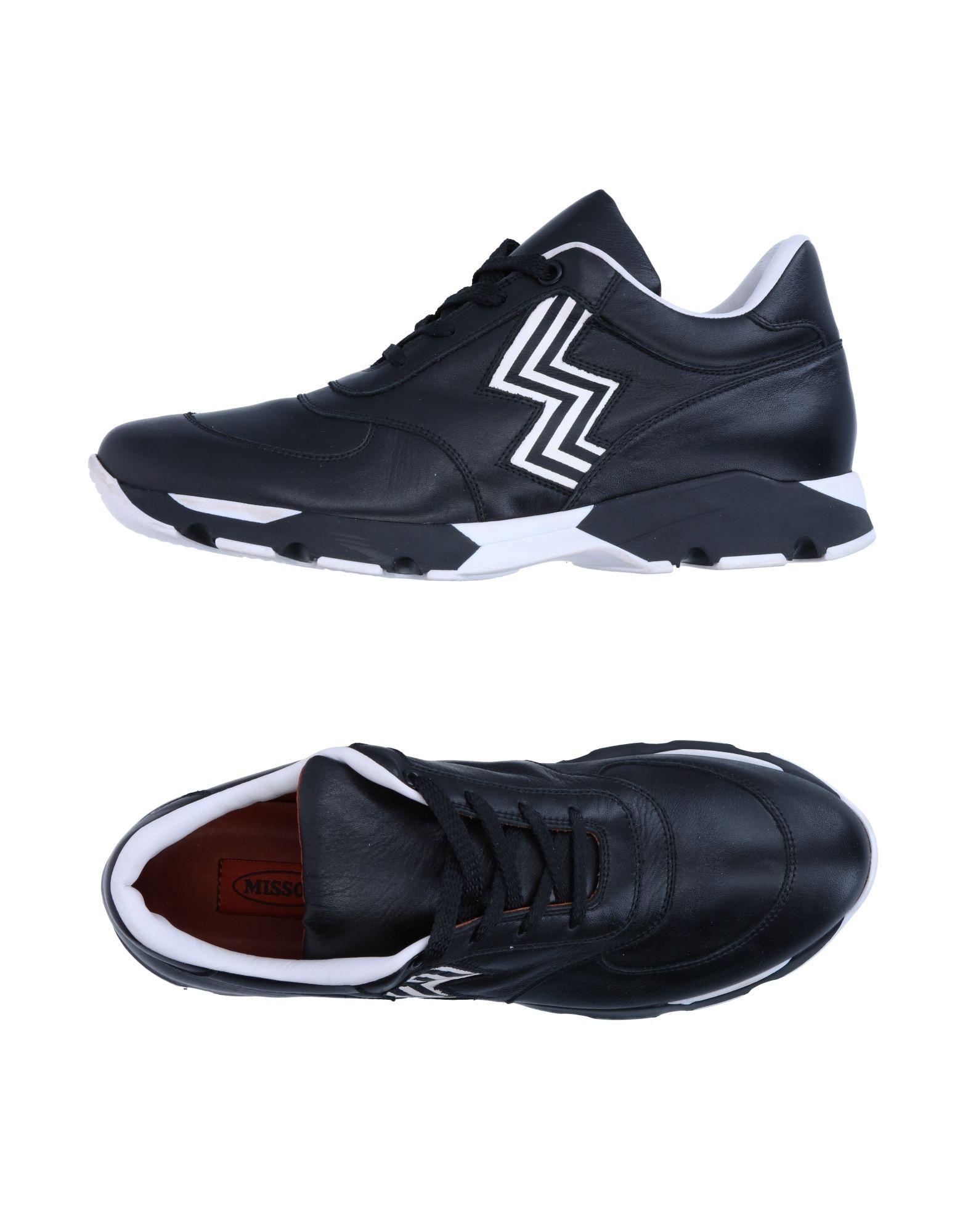 Los zapatos últimos zapatos Los de descuento para hombres y mujeres Zapatillas Missoni Mujer - Zapatillas Missoni  Negro 23ef33