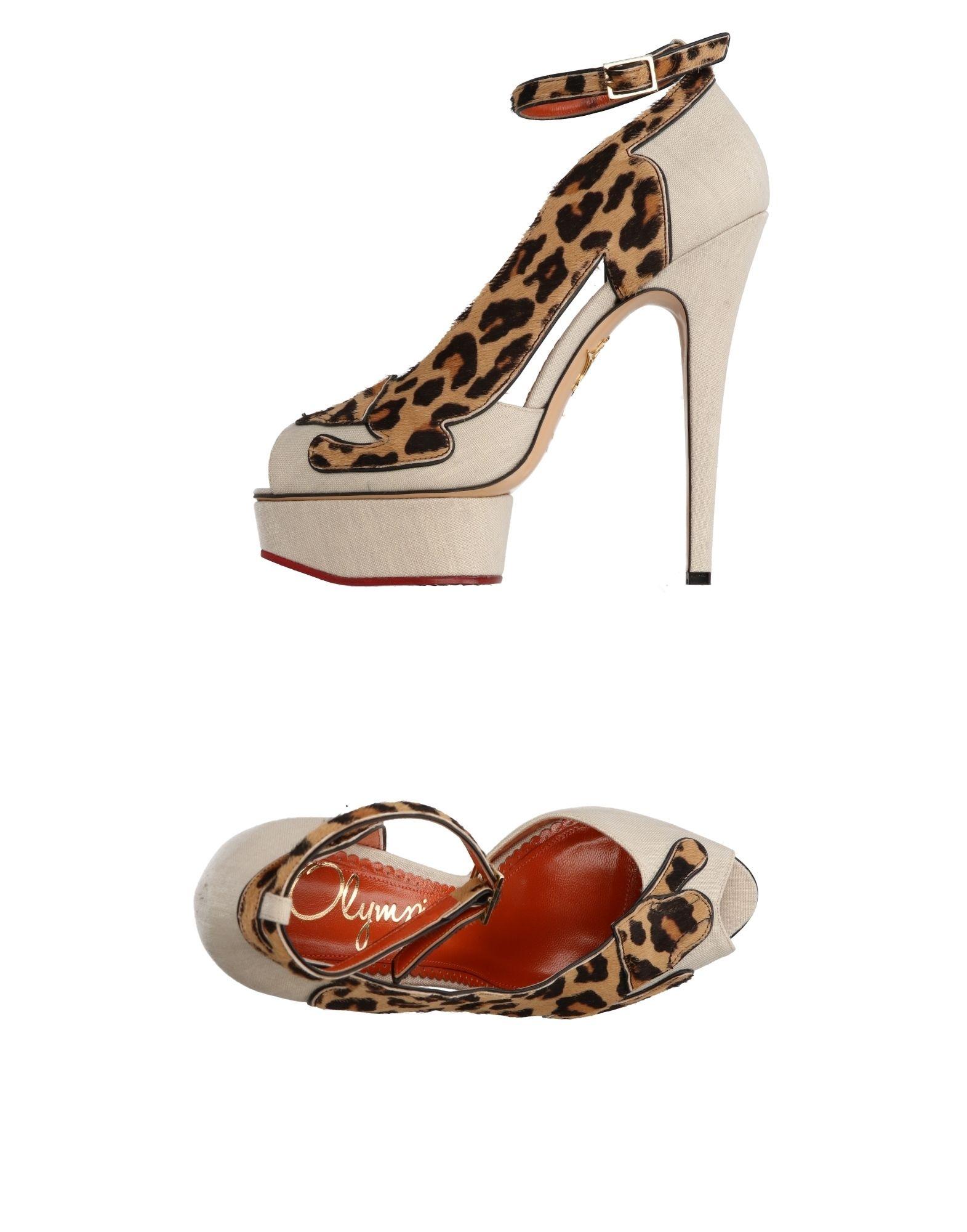 Charlotte Olympia Pumps gut Damen  11237814ISGünstige gut Pumps aussehende Schuhe a3149b