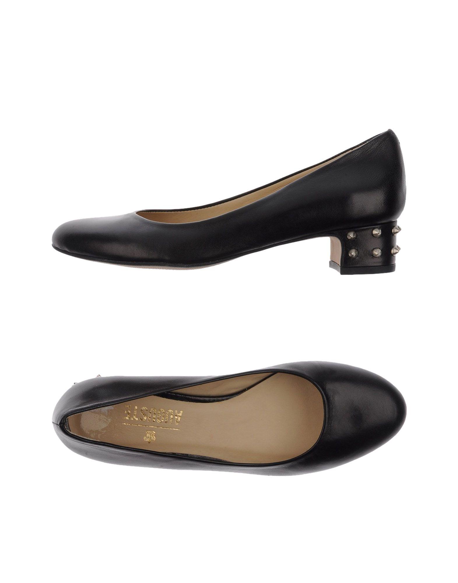 Auguste Pumps Damen  11237936GC Gute Qualität Qualität Qualität beliebte Schuhe 6adc7f