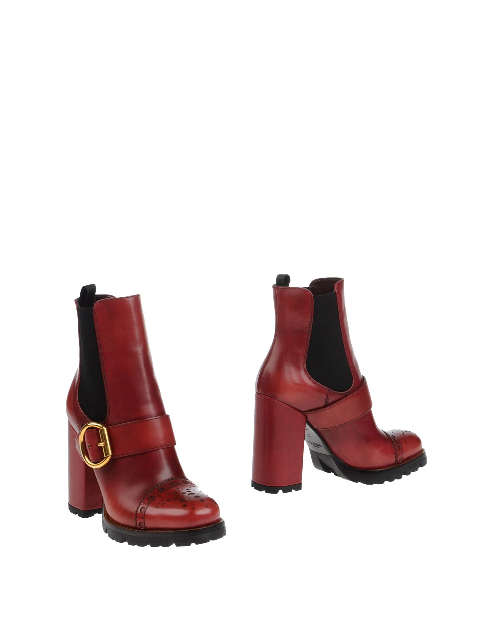 Prada Ankle Boot Boots - Women Prada Ankle Boots Boot online on  United Kingdom - 11237997HK 4c2625