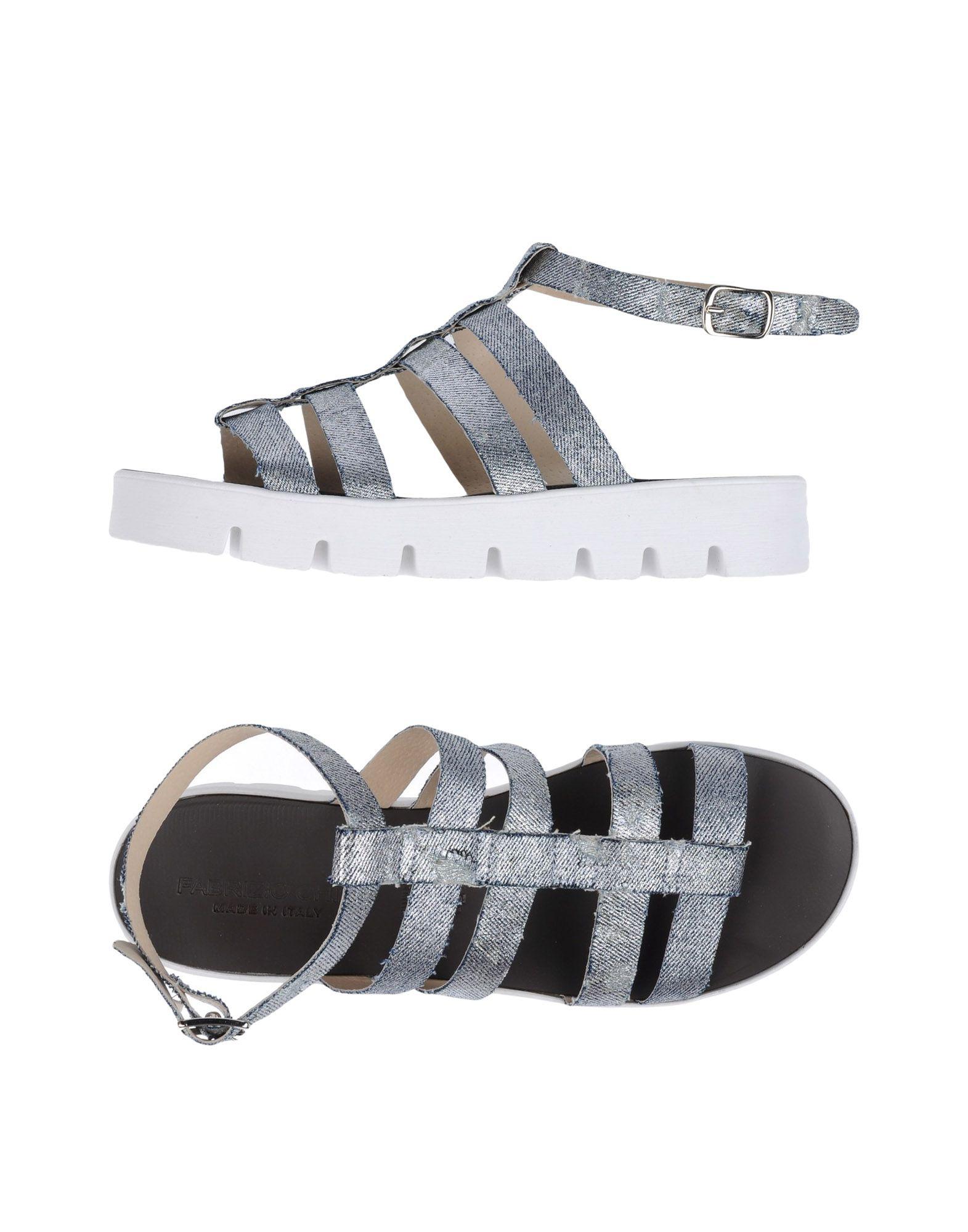 Fabrizio Chini Sandalen Damen  11238166GR Gute Qualität beliebte Schuhe