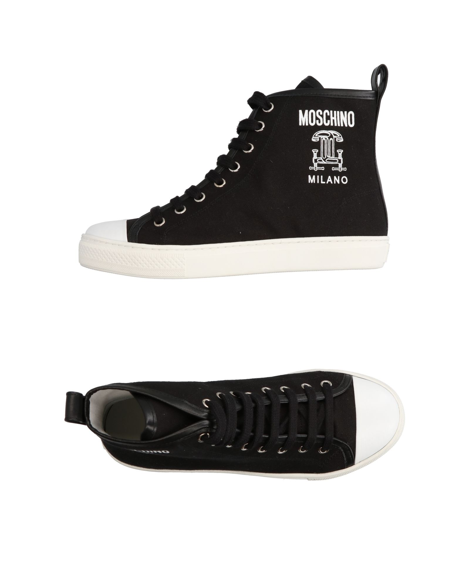 Moschino Sneakers - Women Moschino Australia Sneakers online on  Australia Moschino - 11238290FE 47d069