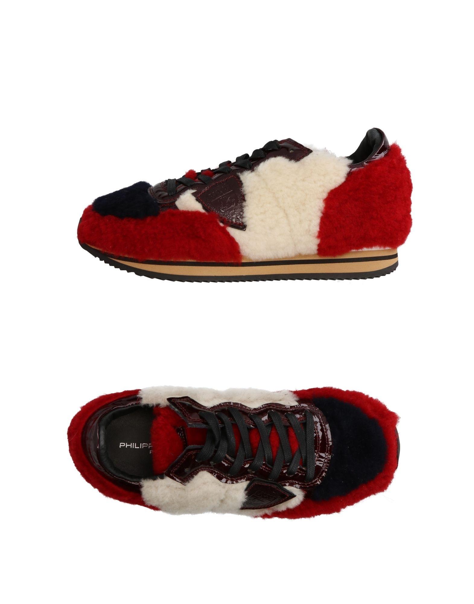 Rabatt Schuhe Philippe Model Sneakers Damen  11238349TP