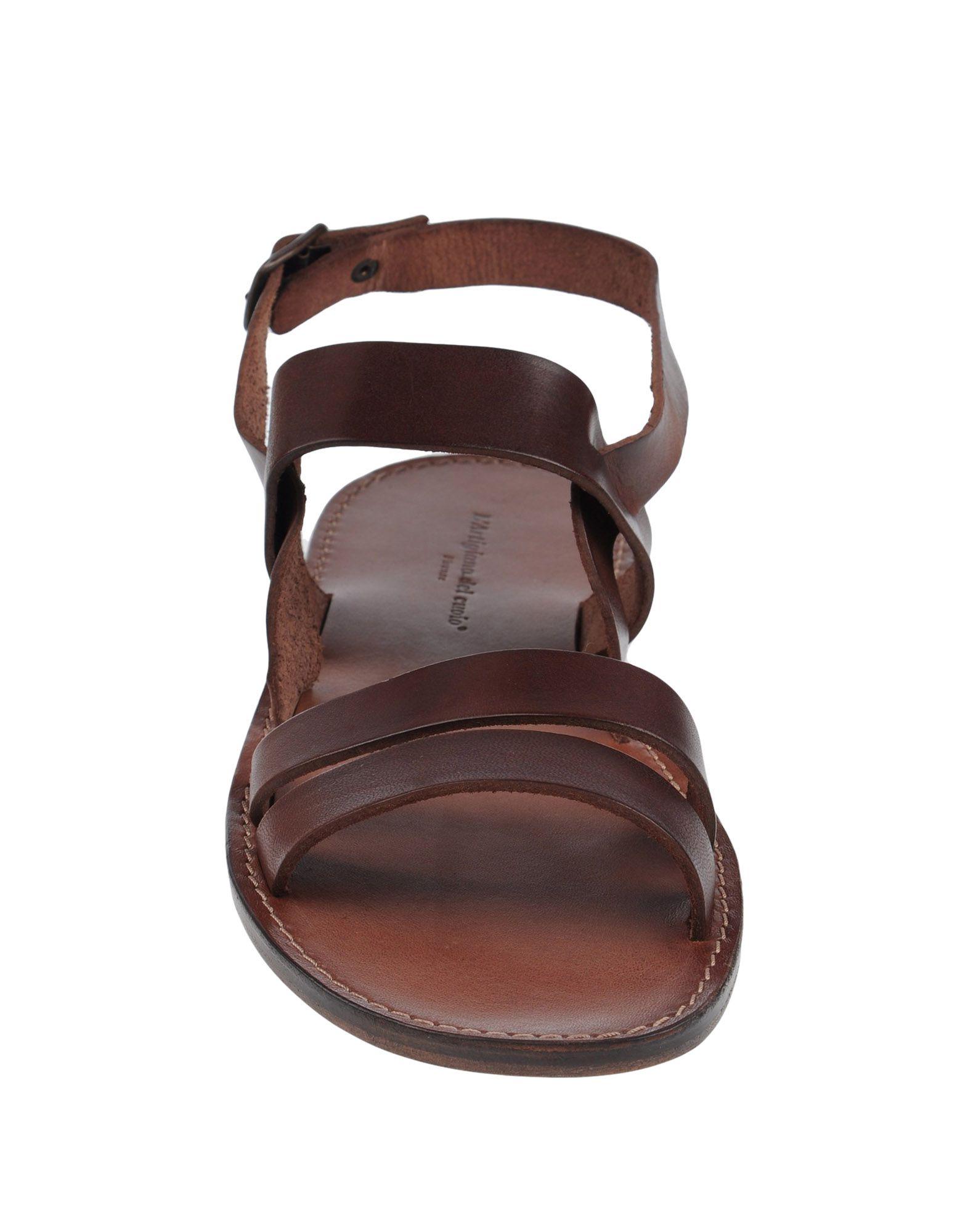 Sandales Lartigiano Del Cuoio Homme - Sandales Lartigiano Del Cuoio sur