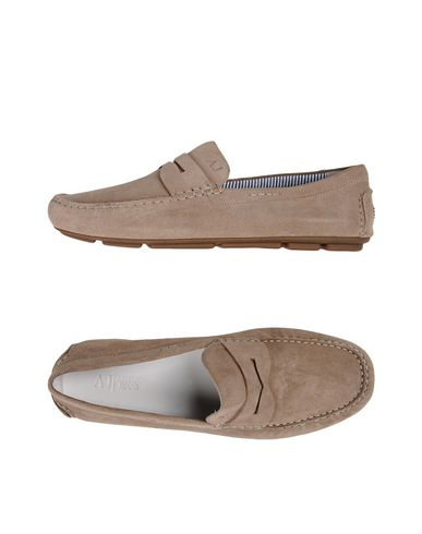 Zapatos especiales para hombres - y mujeres Mocasín Armani Jeans Hombre - hombres Mocasines Armani Jeans - 11238799CH Beige f732f9