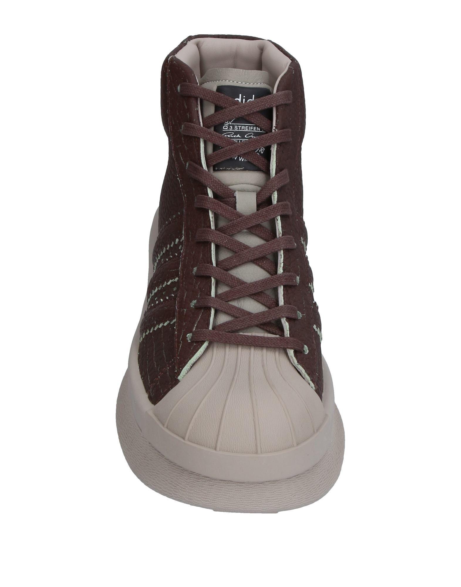 Rick Owens X Adidas Sneakers Herren beliebte  11238947BK Gute Qualität beliebte Herren Schuhe b3bf9d