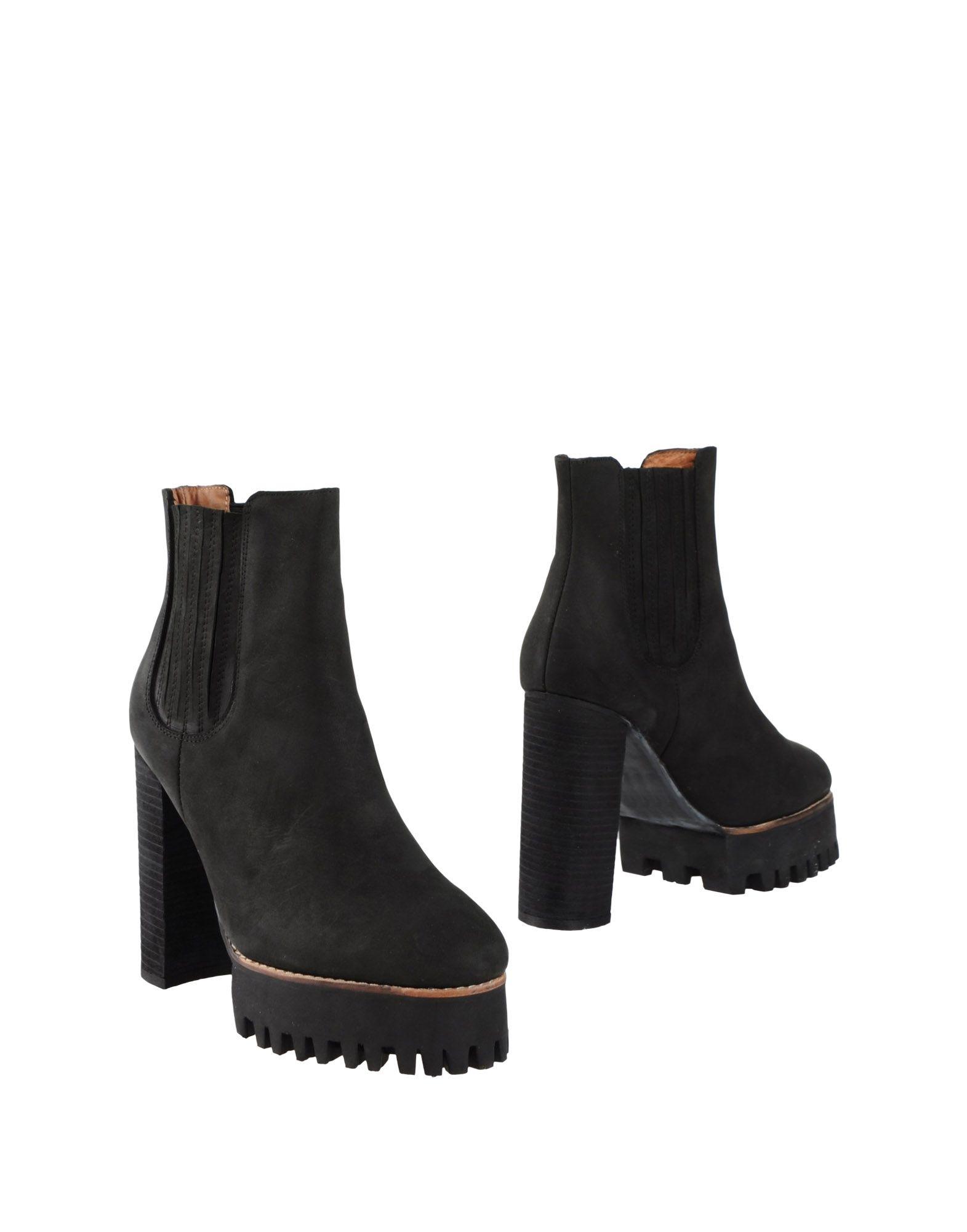 Stilvolle billige Schuhe Jeffrey Campbell Stiefelette Damen  11239062XD