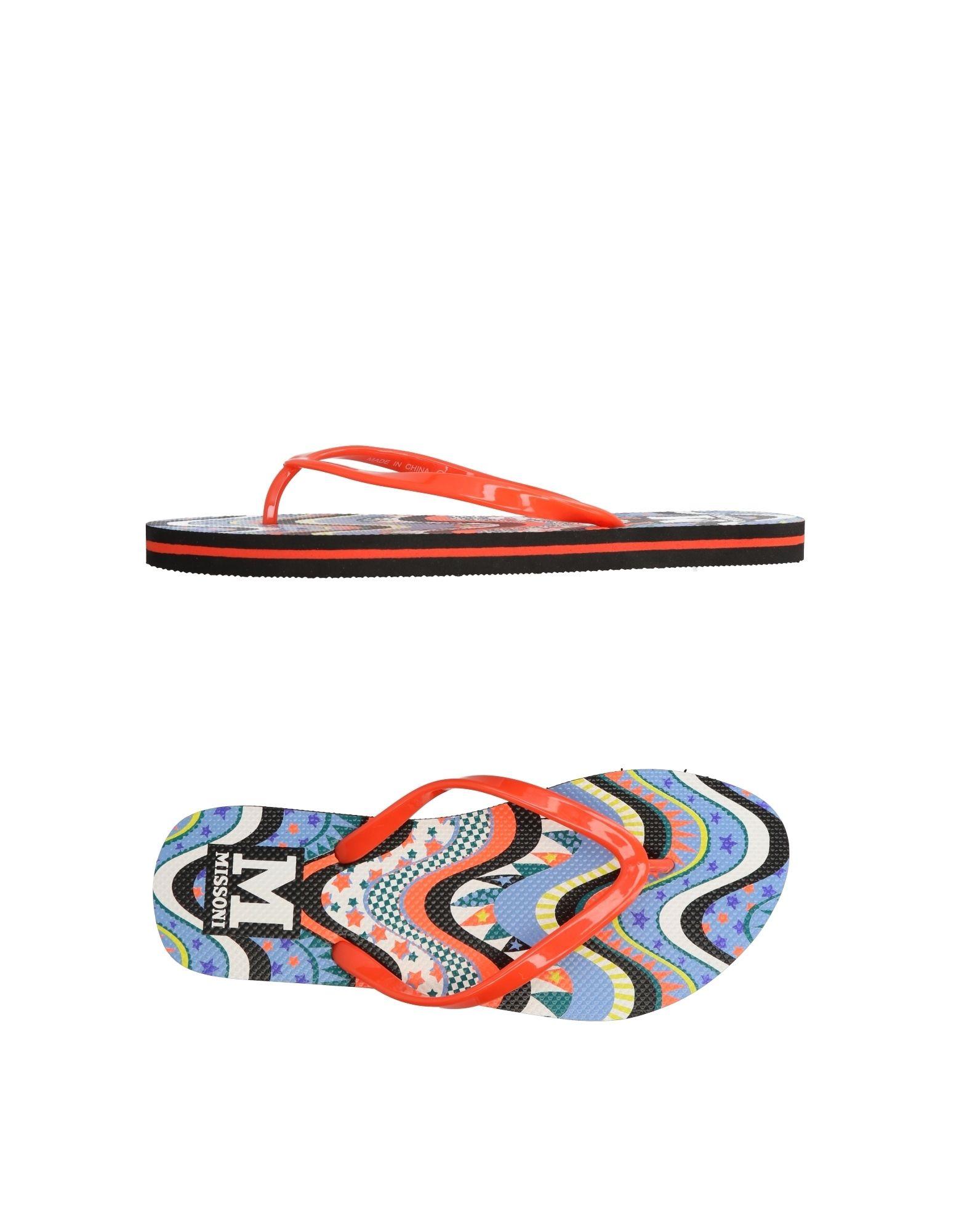 M Missoni Flip Missoni Flops - Women M Missoni Flip Flip Flops online on  Canada - 11239108NF 96b4f2