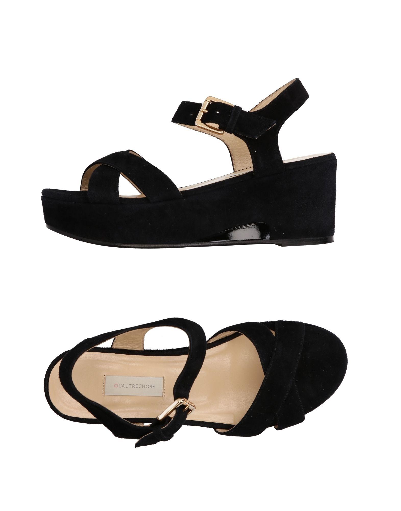 Stilvolle billige Schuhe Damen L' Autre Chose Sandalen Damen Schuhe  11239239RU 04b3bf