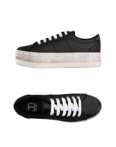 Jeffrey Play Sneakers Jc Campbell Noir By qfC0w