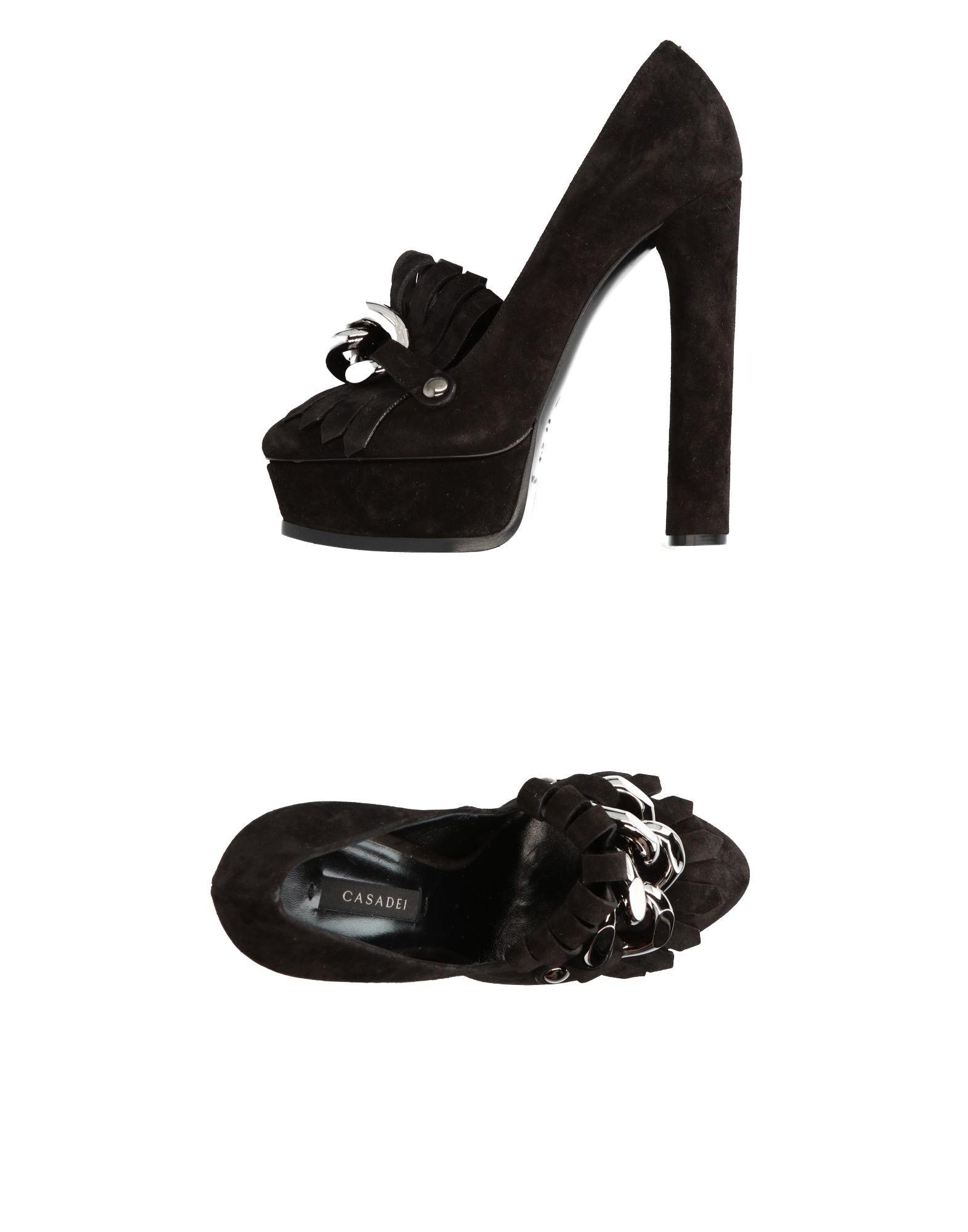 Casadei Mokassins Damen  11239298PMGünstige gut aussehende Schuhe