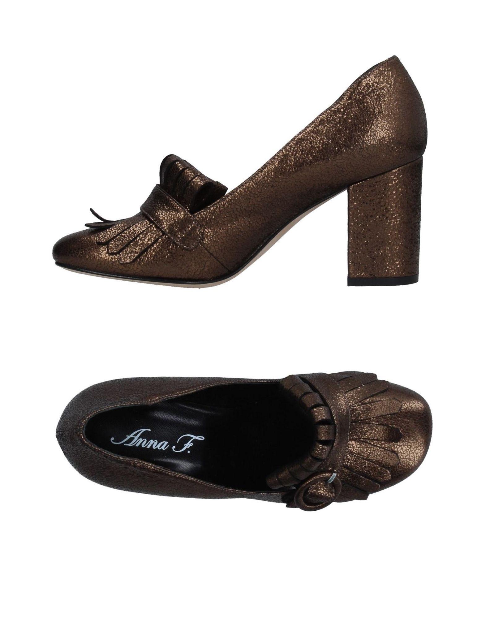 Anna F. Mokassins Damen  11239449EX Gute Qualität beliebte Schuhe