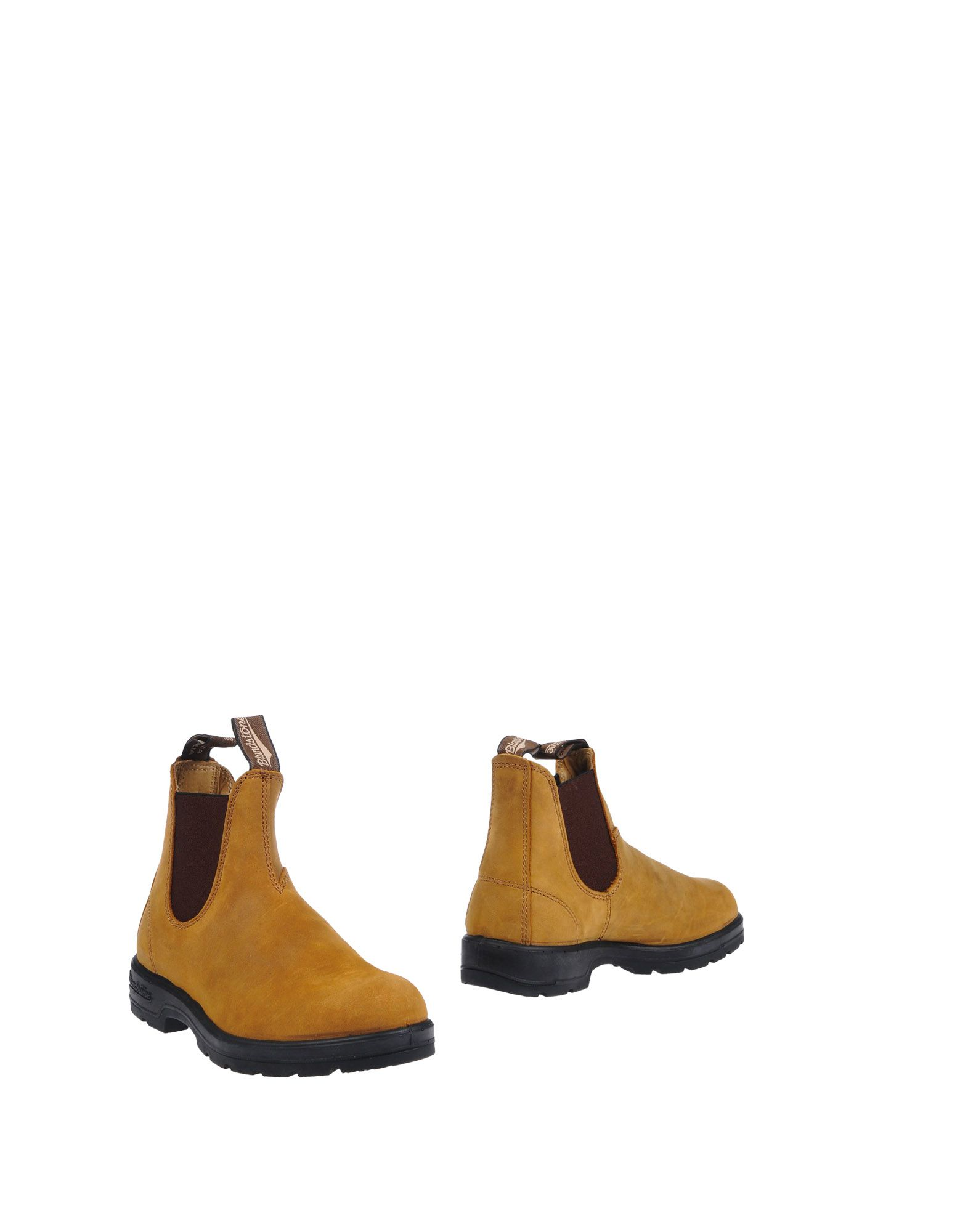 Bottine Blundstone Homme - Bottines Blundstone  Camel Mode pas cher et belle