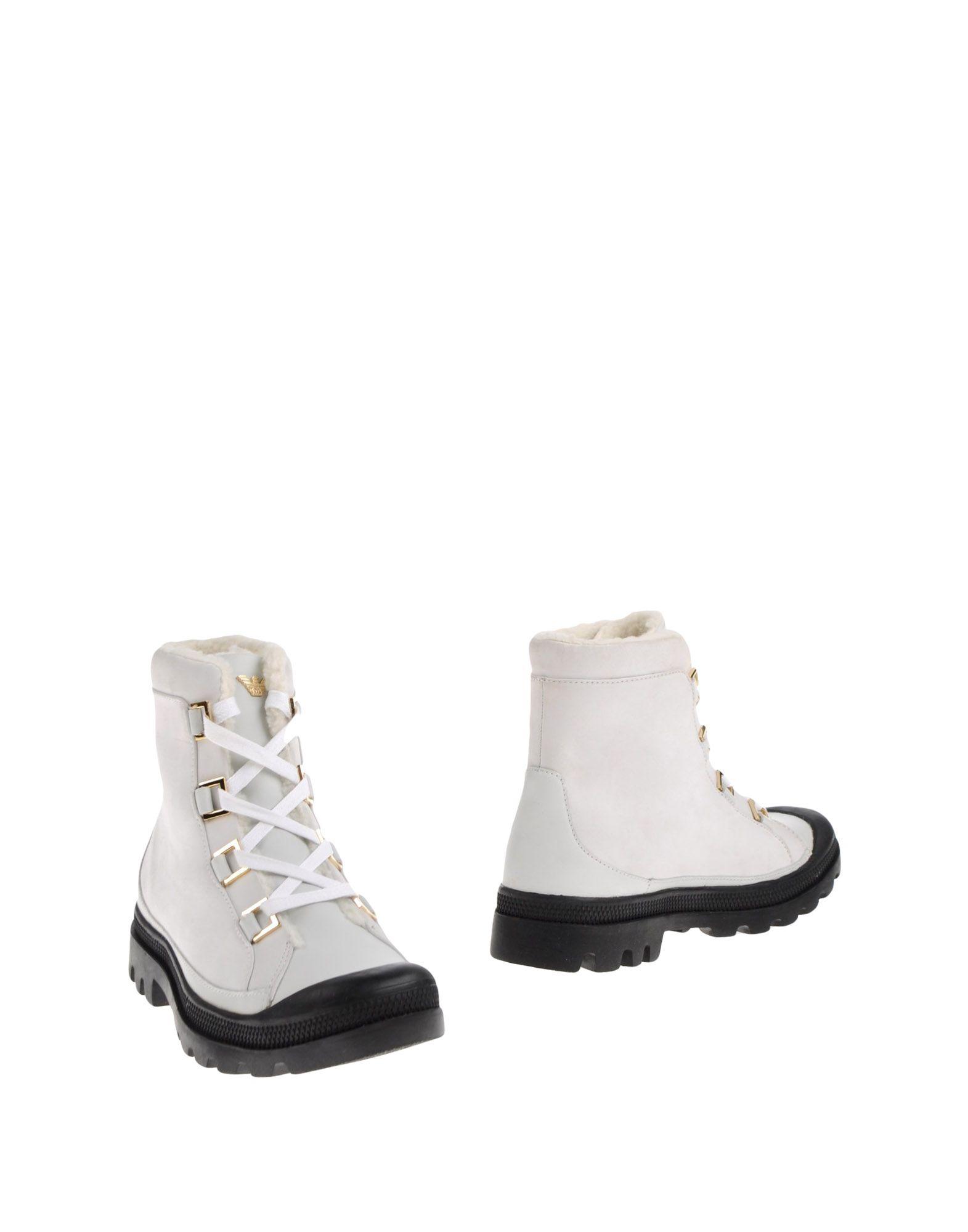 Emporio Armani Stiefelette Damen strapazierfähige  11239896FRGut aussehende strapazierfähige Damen Schuhe 28c2c5