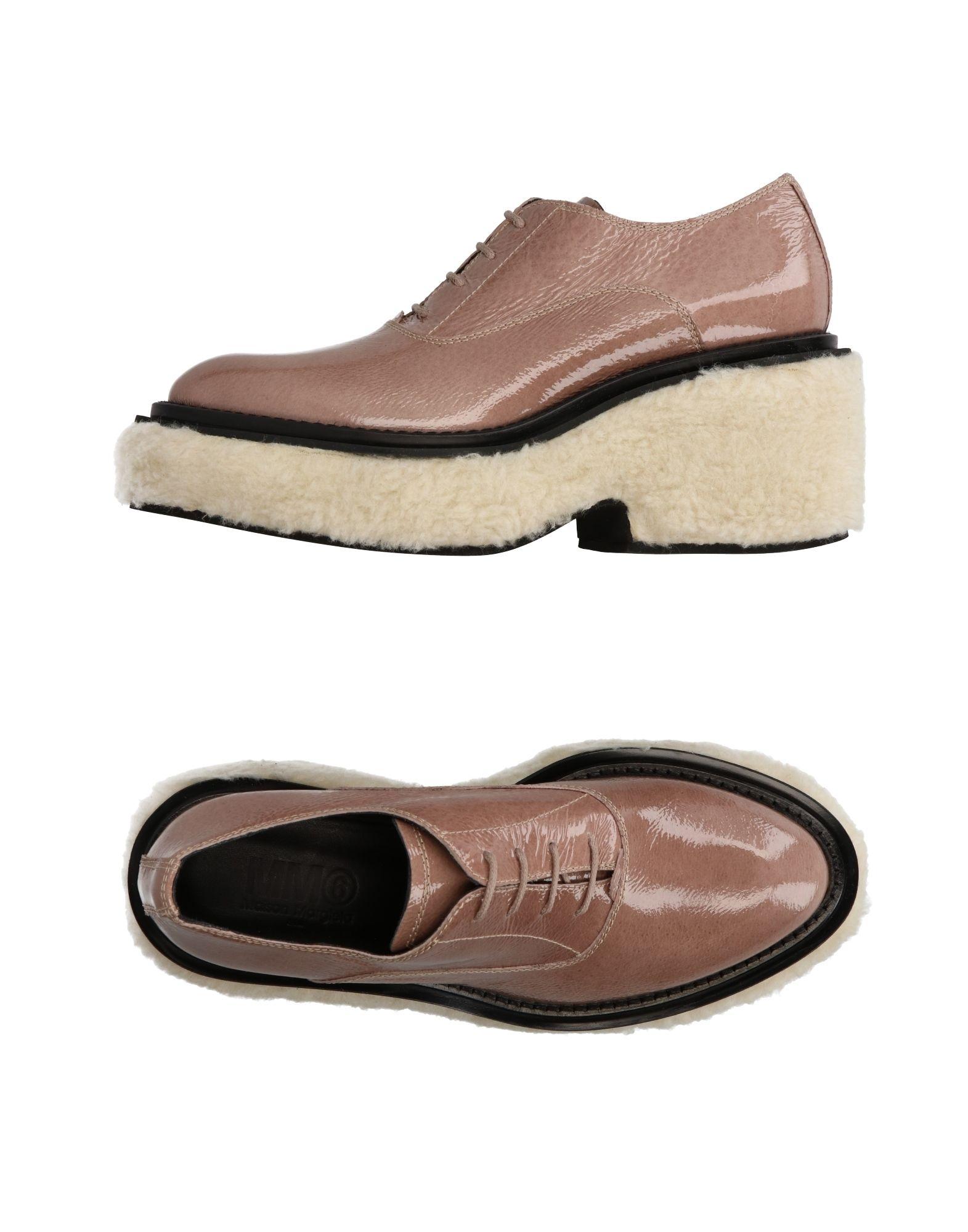 Mm6 Schnürschuhe Maison Margiela Schnürschuhe Mm6 Damen  11240030NH Neue Schuhe 3167d2