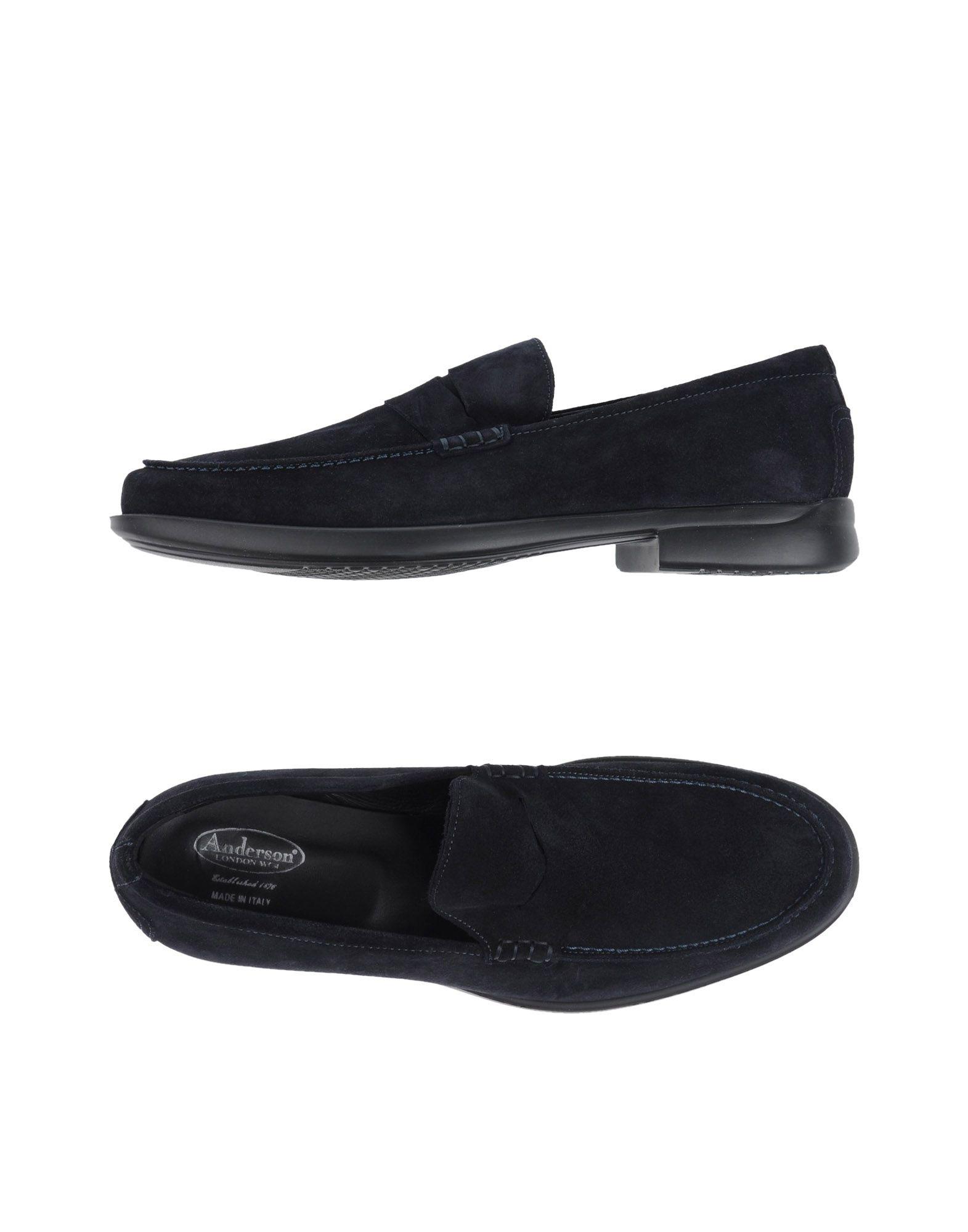 Rabatt echte Schuhe Anderson Mokassins 11240053GB Herren  11240053GB Mokassins 70a1b1