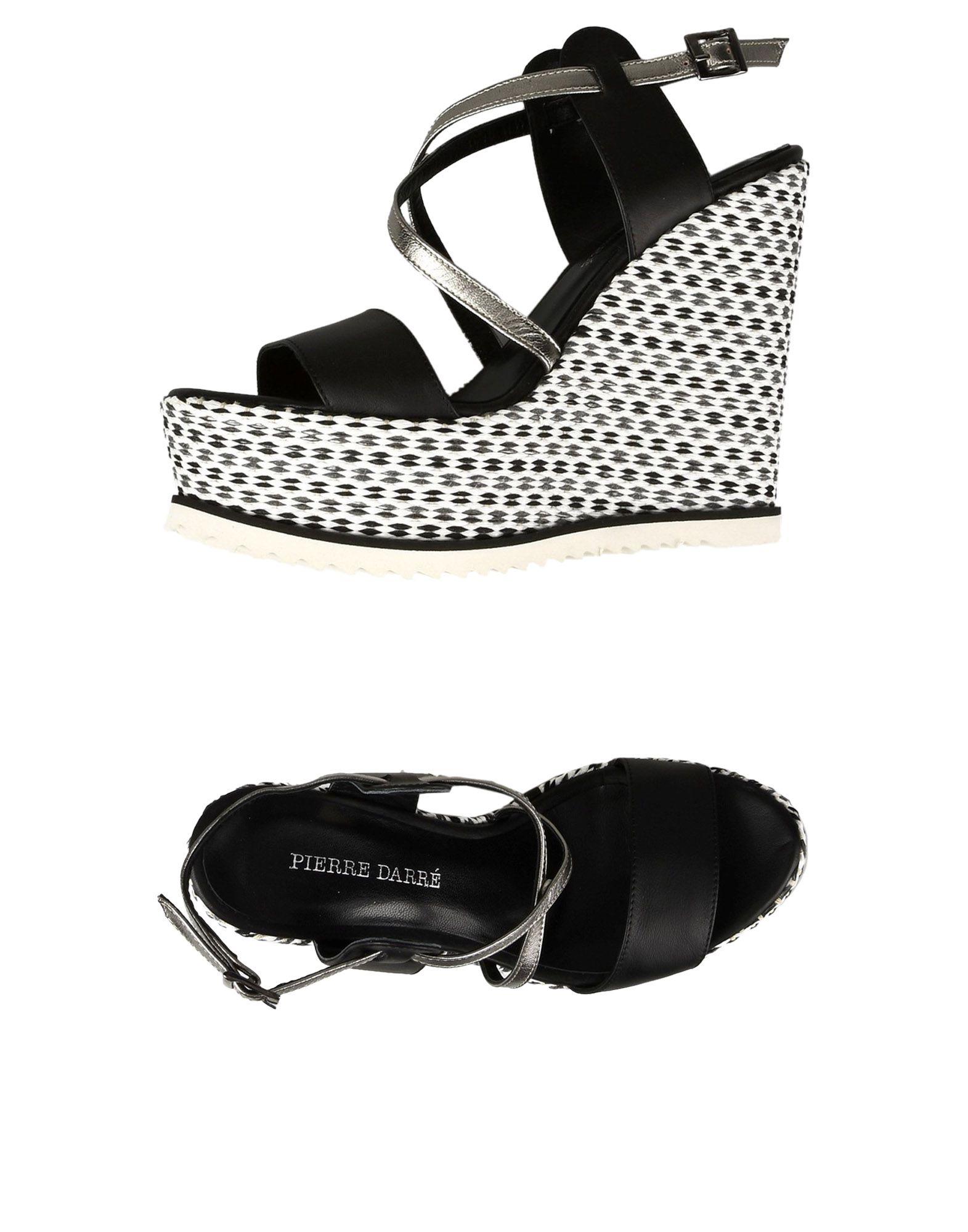 Pierre Darré Sandalen Damen  11240445HH Gute Qualität beliebte Schuhe