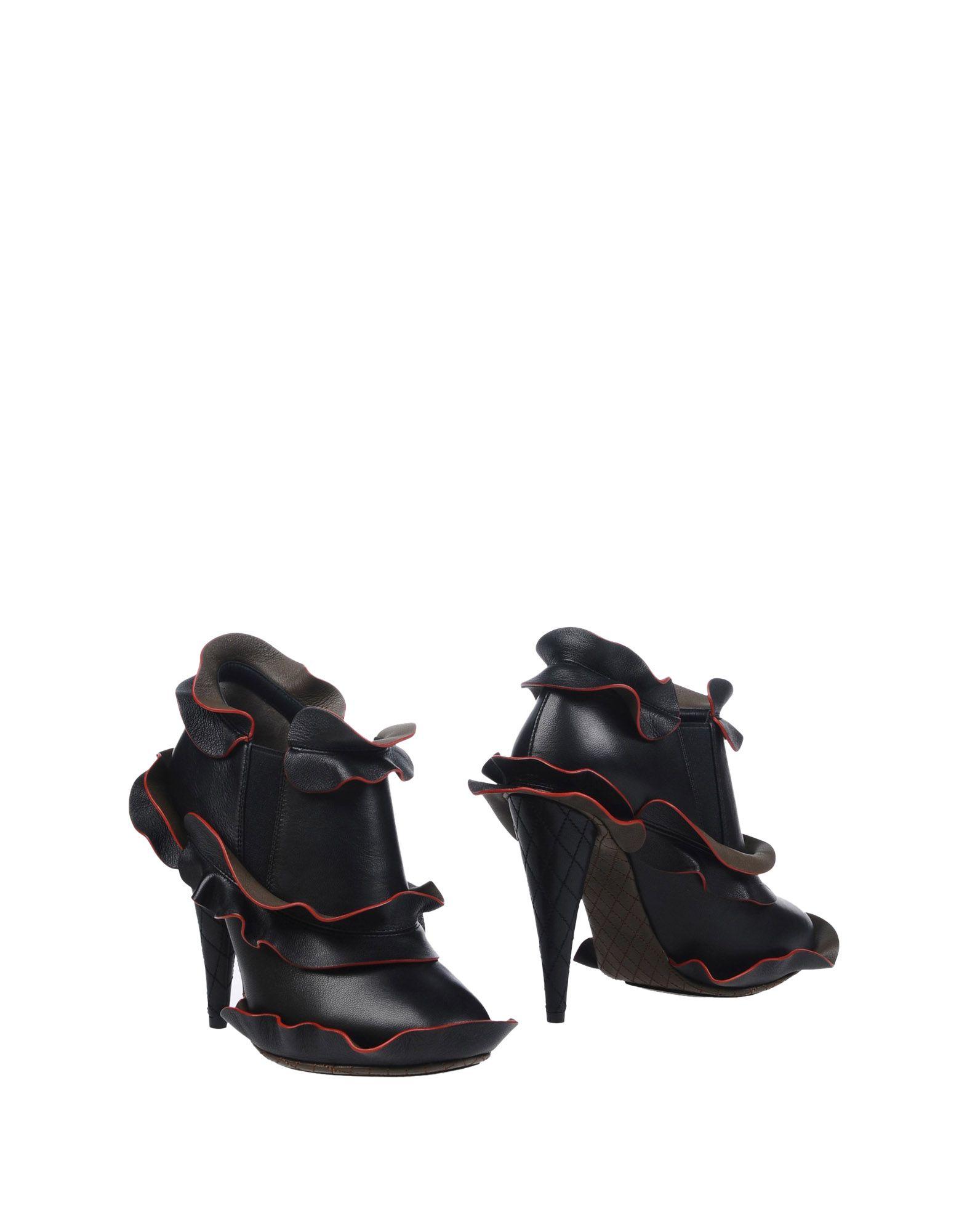 Fendi Stiefelette Damen  11240478IHGünstige gut aussehende Schuhe