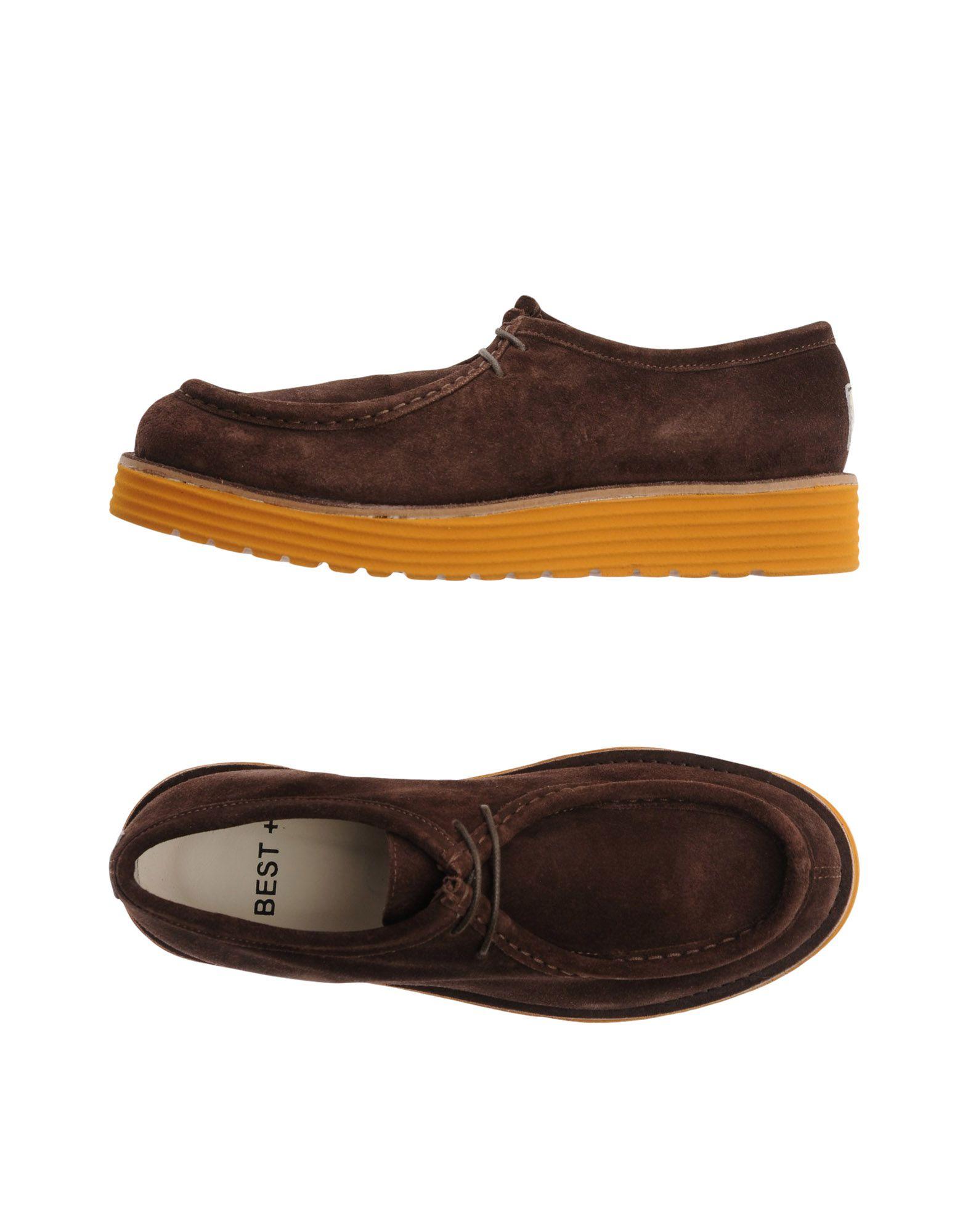 Best + Schnürschuhe Damen  11240497TQ Gute Qualität beliebte Schuhe