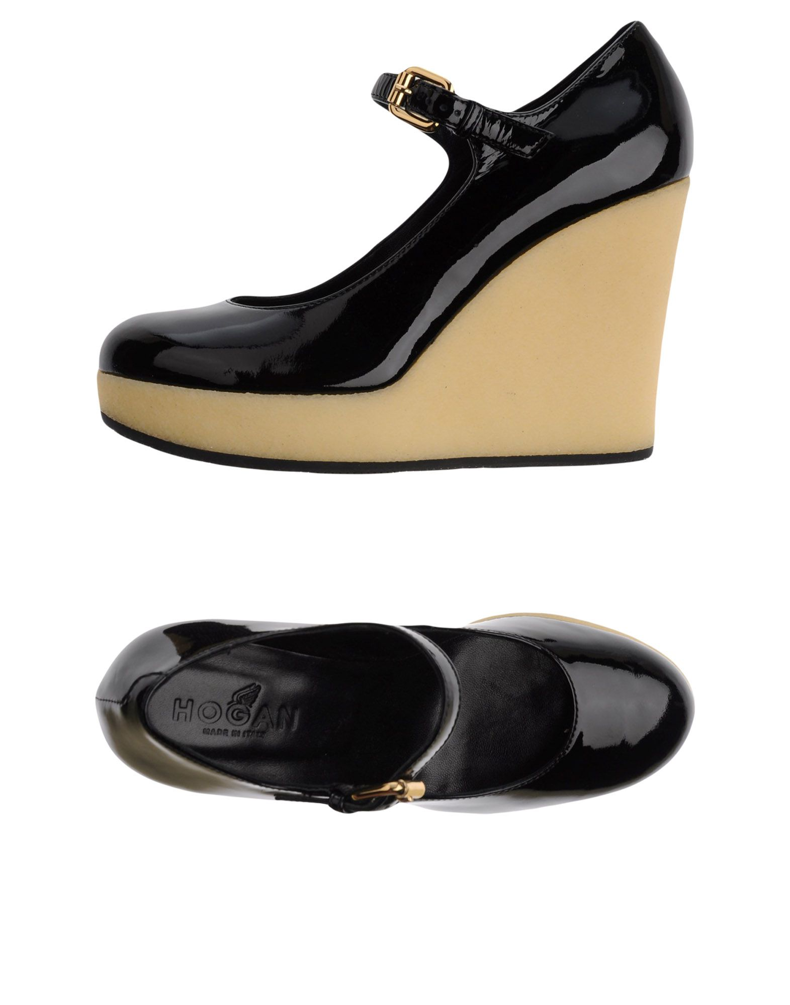 Stilvolle billige Schuhe Hogan Pumps Damen  11240503HB