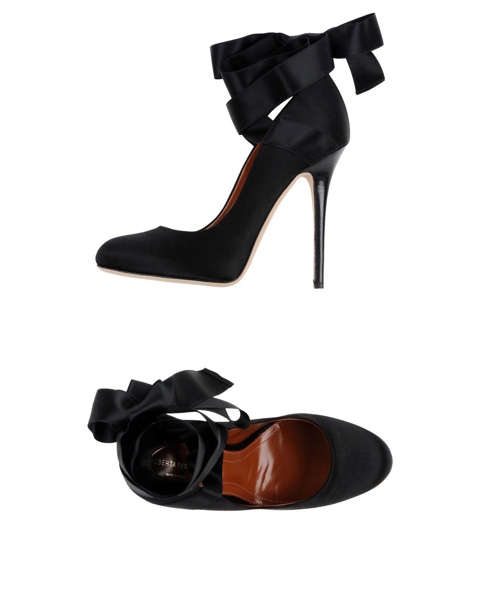 Alberta Ferretti Pumps aussehende Damen  11240518EUGut aussehende Pumps strapazierfähige Schuhe c812f3