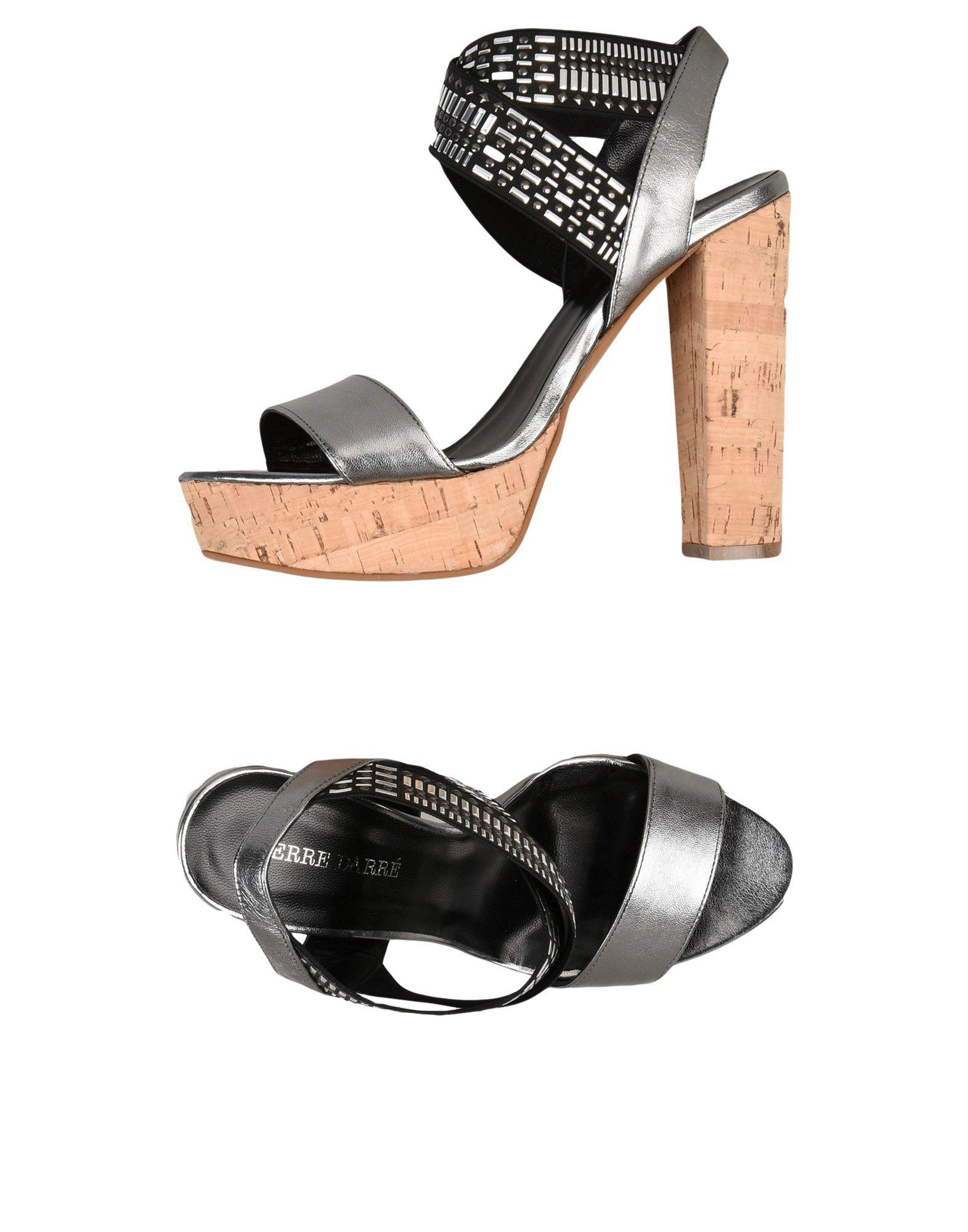 Pierre Darré Sandalen Damen  11240589JP Gute Qualität beliebte Schuhe