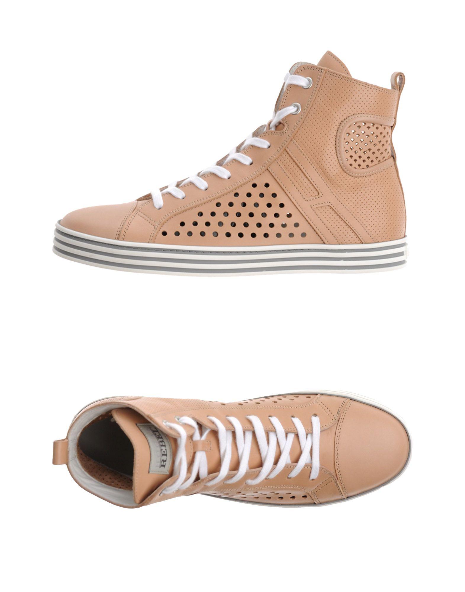 Sneakers Hogan Rebel Femme - Sneakers Hogan Rebel sur