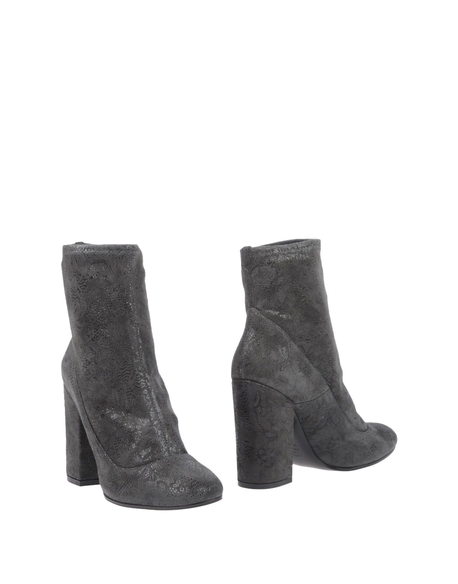Stilvolle billige Schuhe Lerre Stiefelette Damen  11240686GT