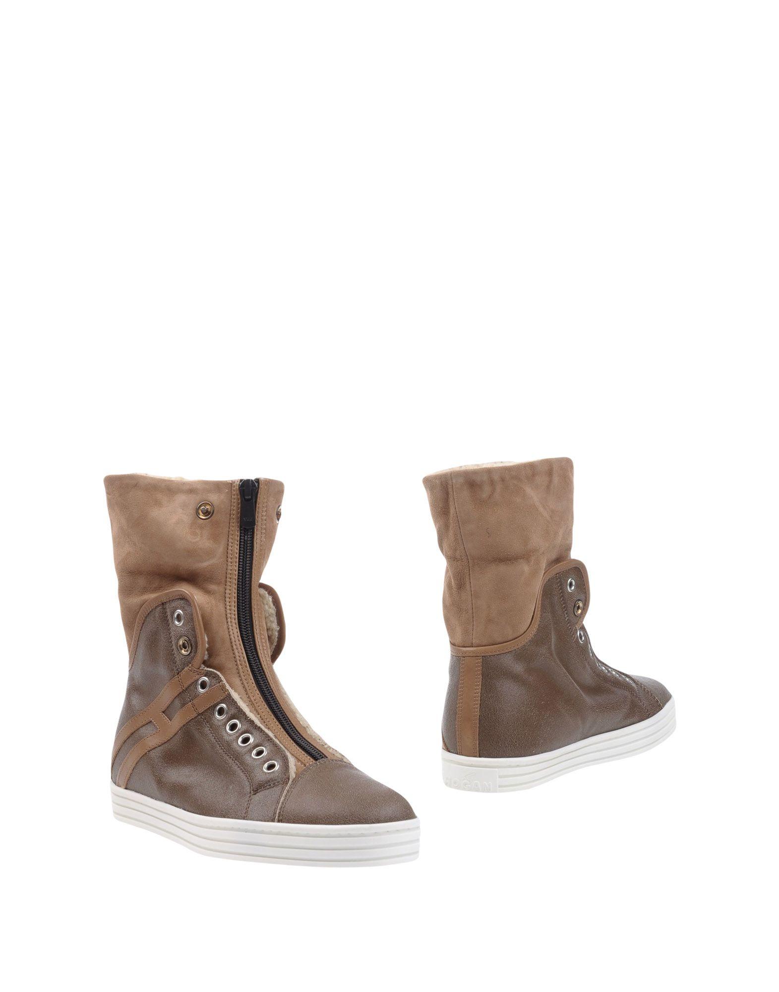 Hogan Rebel Stiefelette Schuhe Damen  11240859WV Neue Schuhe Stiefelette 394a79