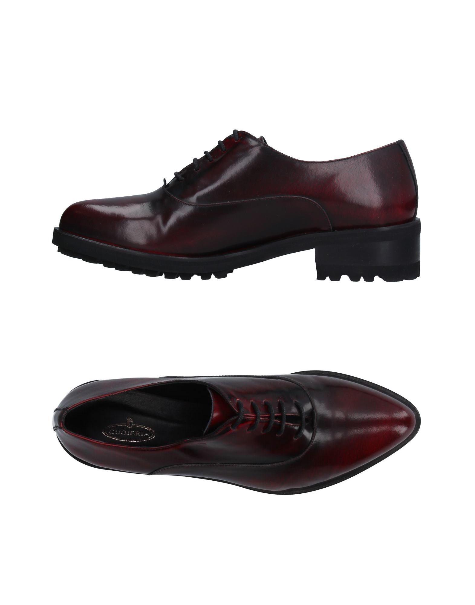 Chaussures À Lacets Cuoieria Femme - Chaussures À Lacets Cuoieria sur