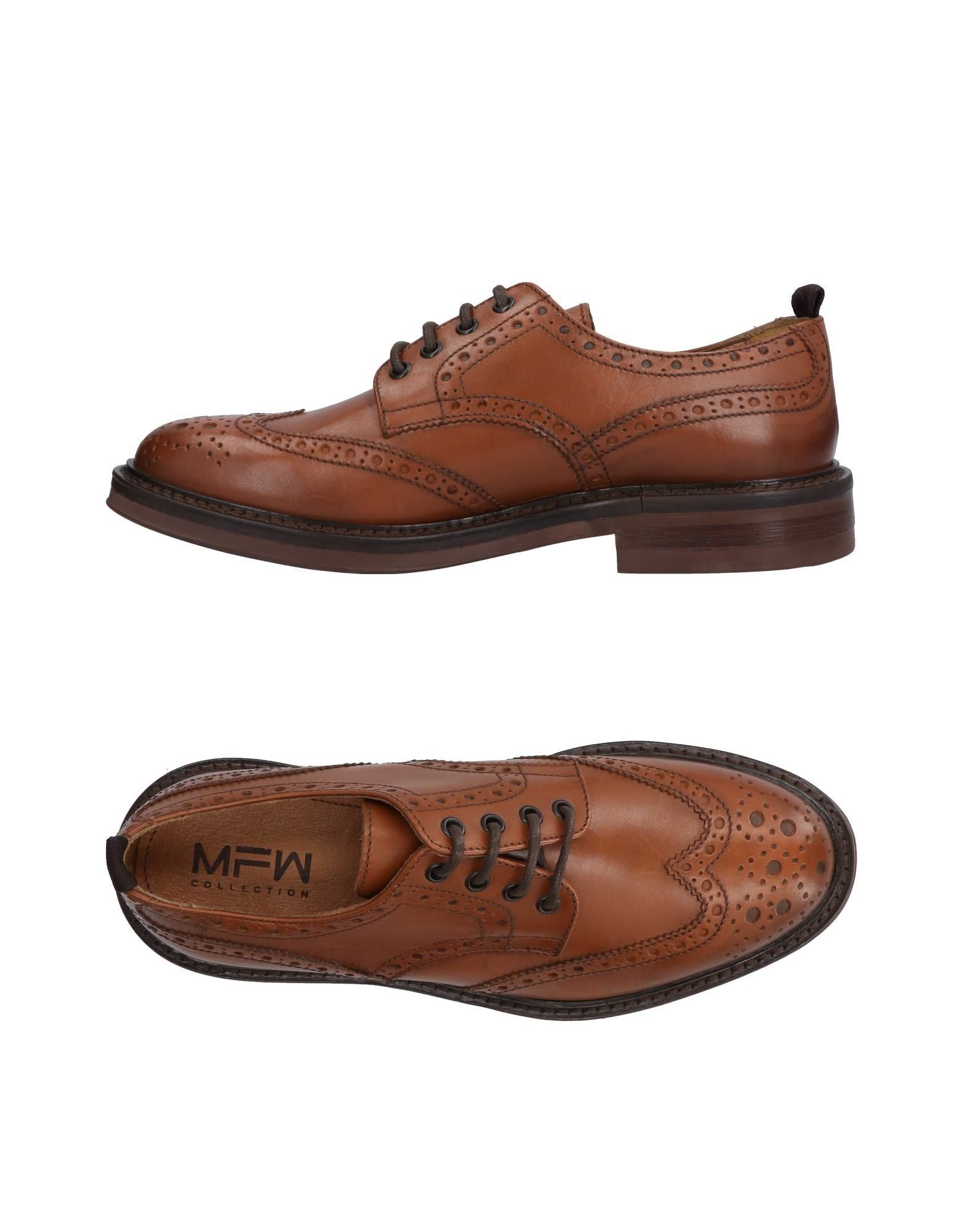 Rabatt echte Schuhe Mfw Collection Schnürschuhe Herren  11241026MA
