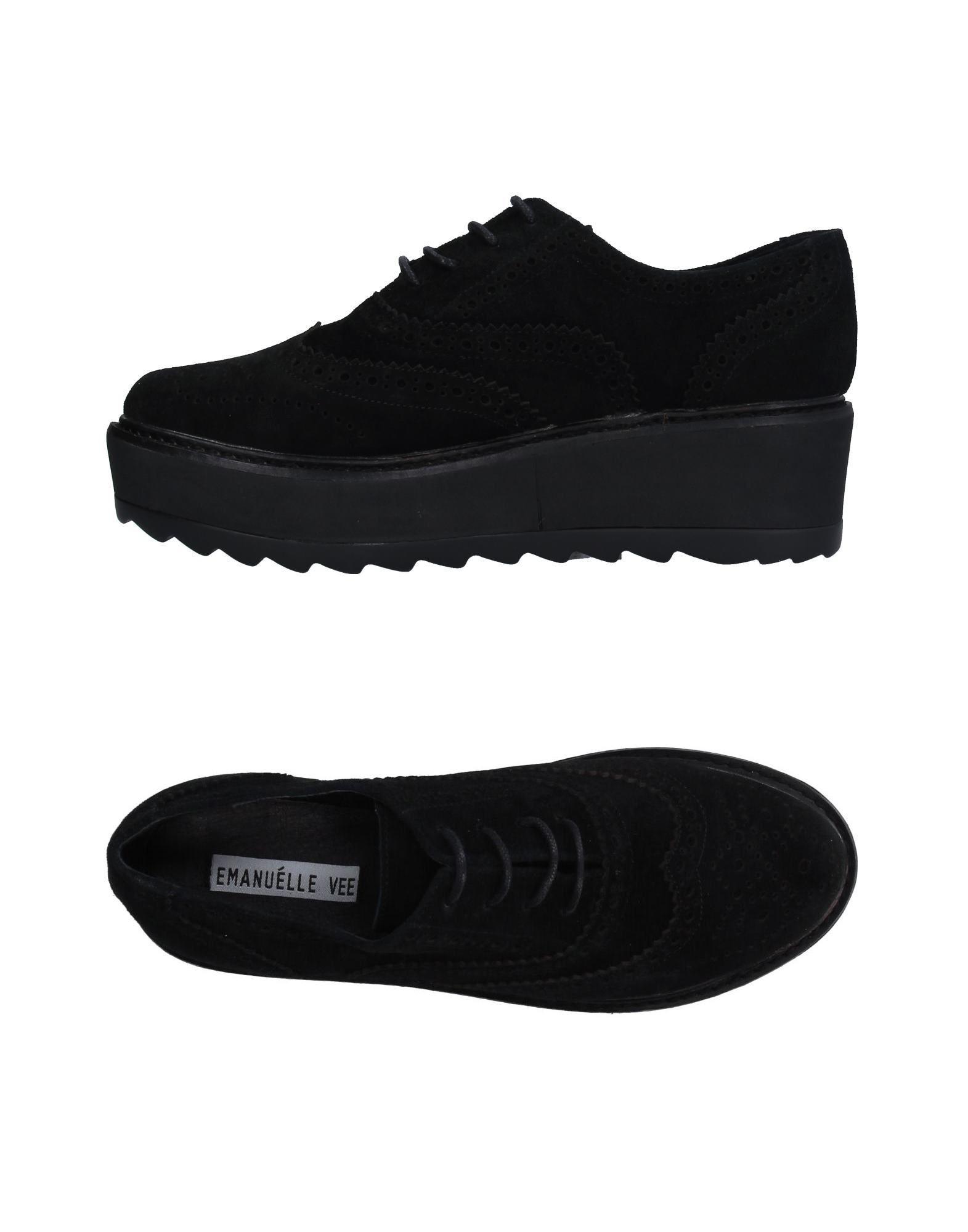 Emanuélle 11241127QM Vee Schnürschuhe Damen  11241127QM Emanuélle Gute Qualität beliebte Schuhe 93a782