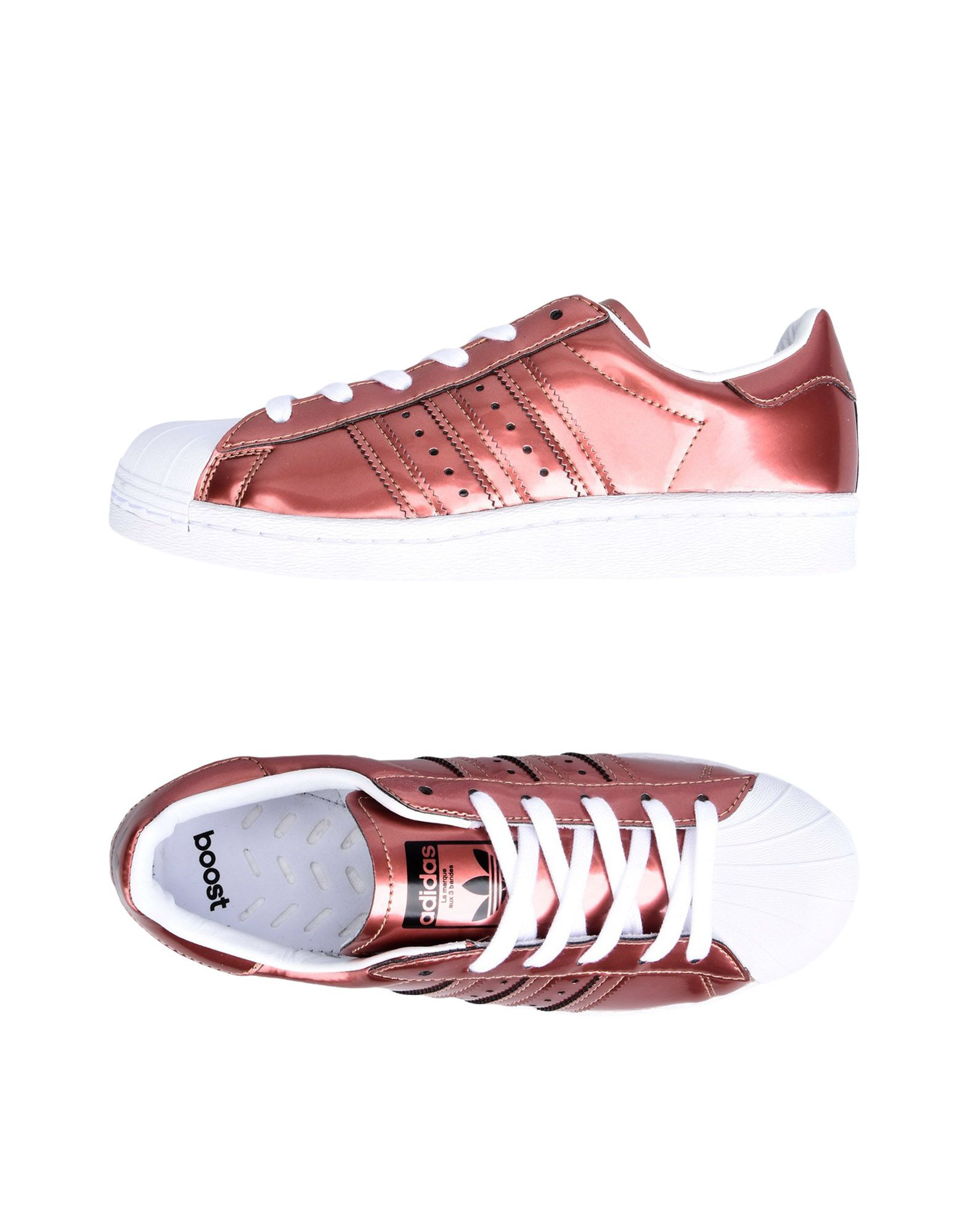Sneakers Adidas Originals Superstar W - Donna - 11241257NP