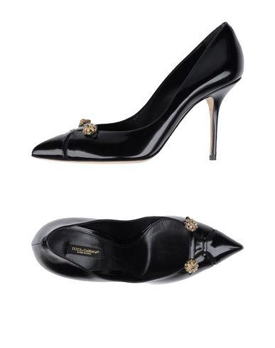 Escarpins amp; Noir Dolce Gabbana Gabbana Dolce Escarpins Escarpins amp; Gabbana Dolce Noir amp; qZnHCSw