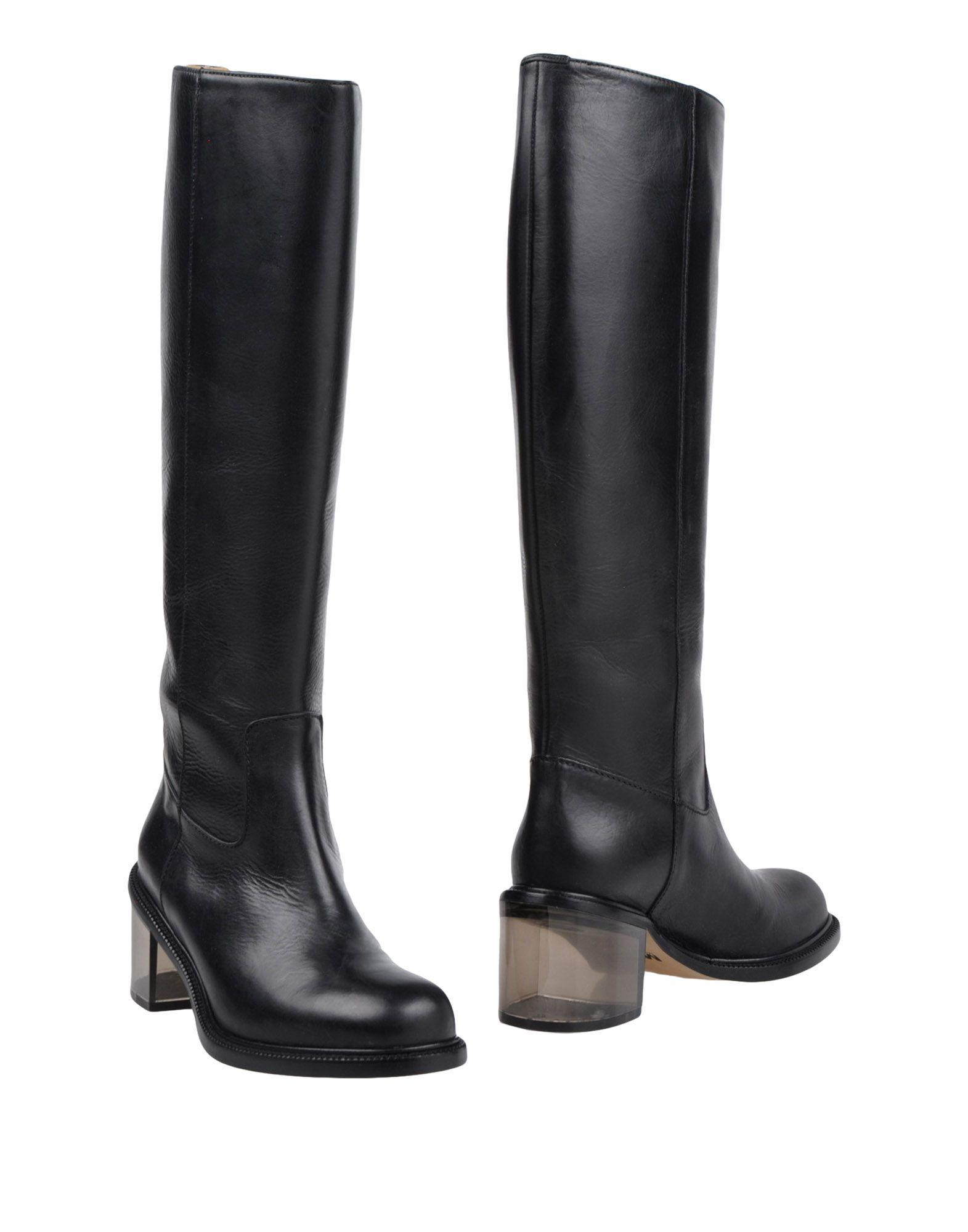 Mm6 Maison Margiela Stiefel Damen  11241292LUGünstige gut aussehende Schuhe