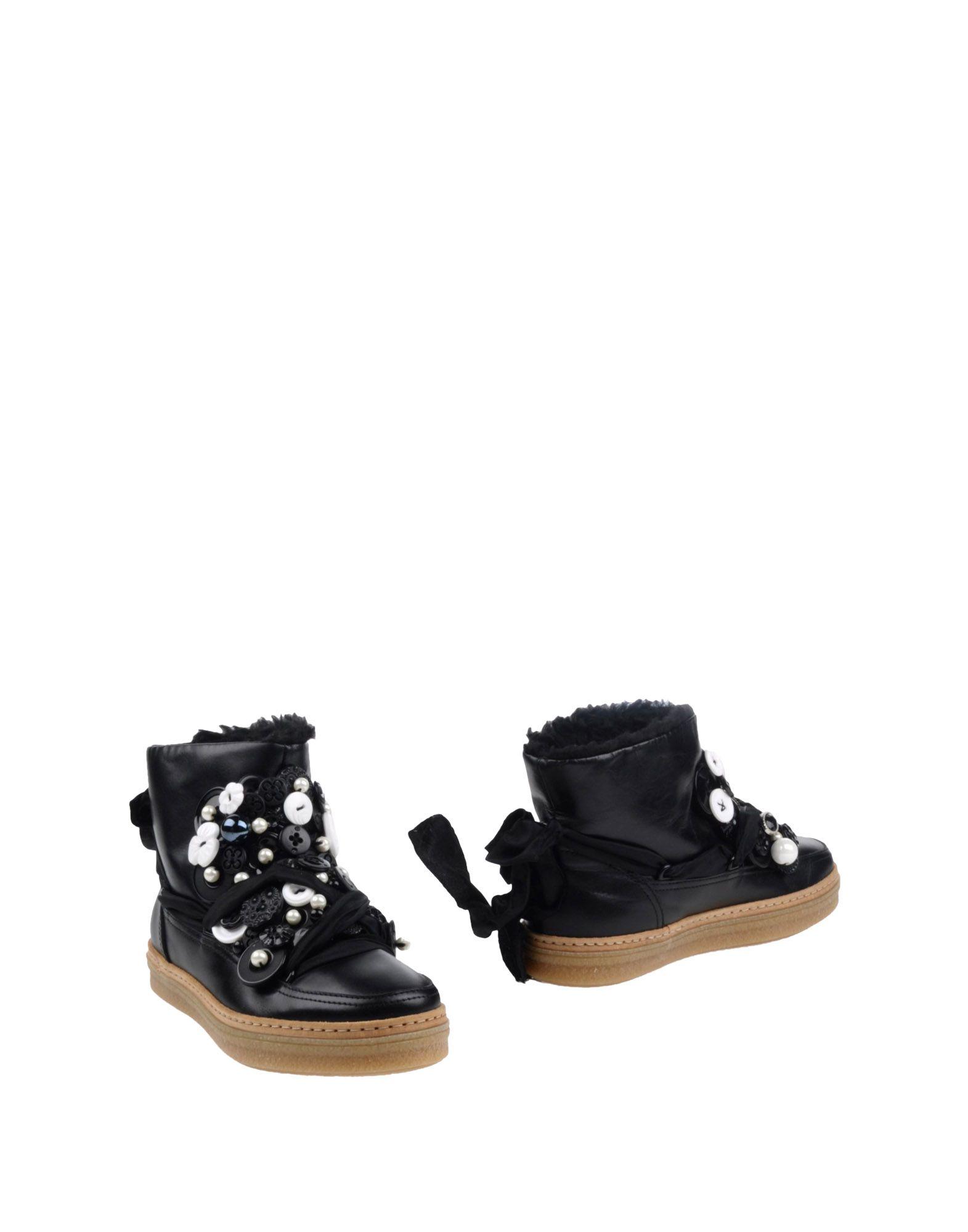 Pokemaoke Stiefelette strapazierfähige Damen  11241384GLGut aussehende strapazierfähige Stiefelette Schuhe 2d9e39