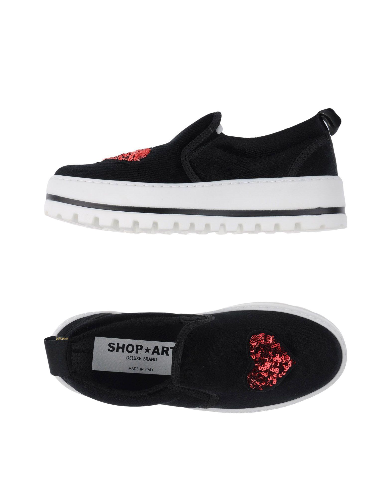 Sneakers Shop ★ - Art Donna - ★ 11241417HW 0301dc