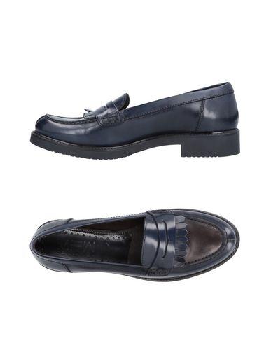 Zapatos de de mujer baratos zapatos de Zapatos mujer Mocasín Mfw Collection Mujer - Mocasines Mfw Collection - 11241490SI Azul oscuro 7f8d03