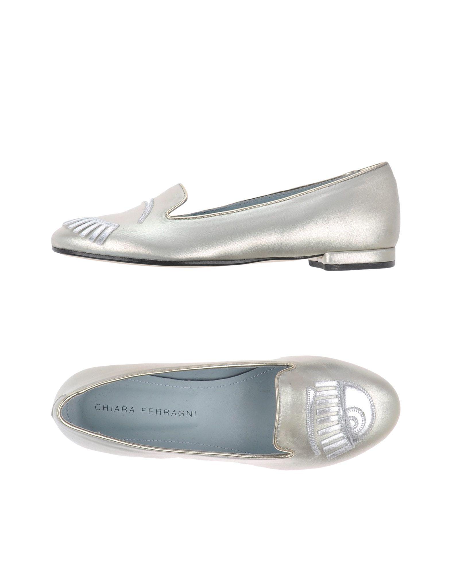 Chiara Ferragni Mokassins Damen  11241576GJ Neue Schuhe