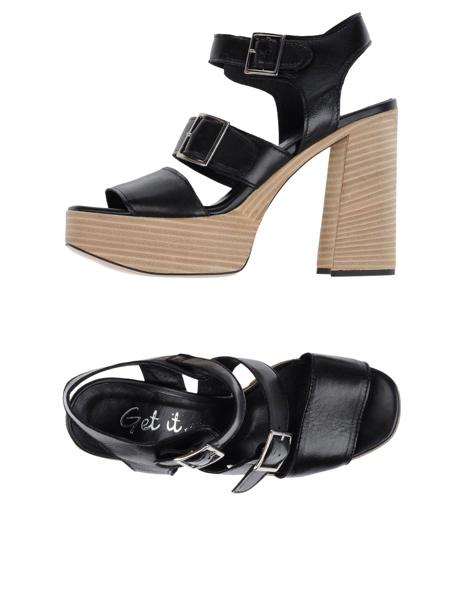 Get It Sandalen Damen  11241715AB Gute Qualität beliebte Schuhe