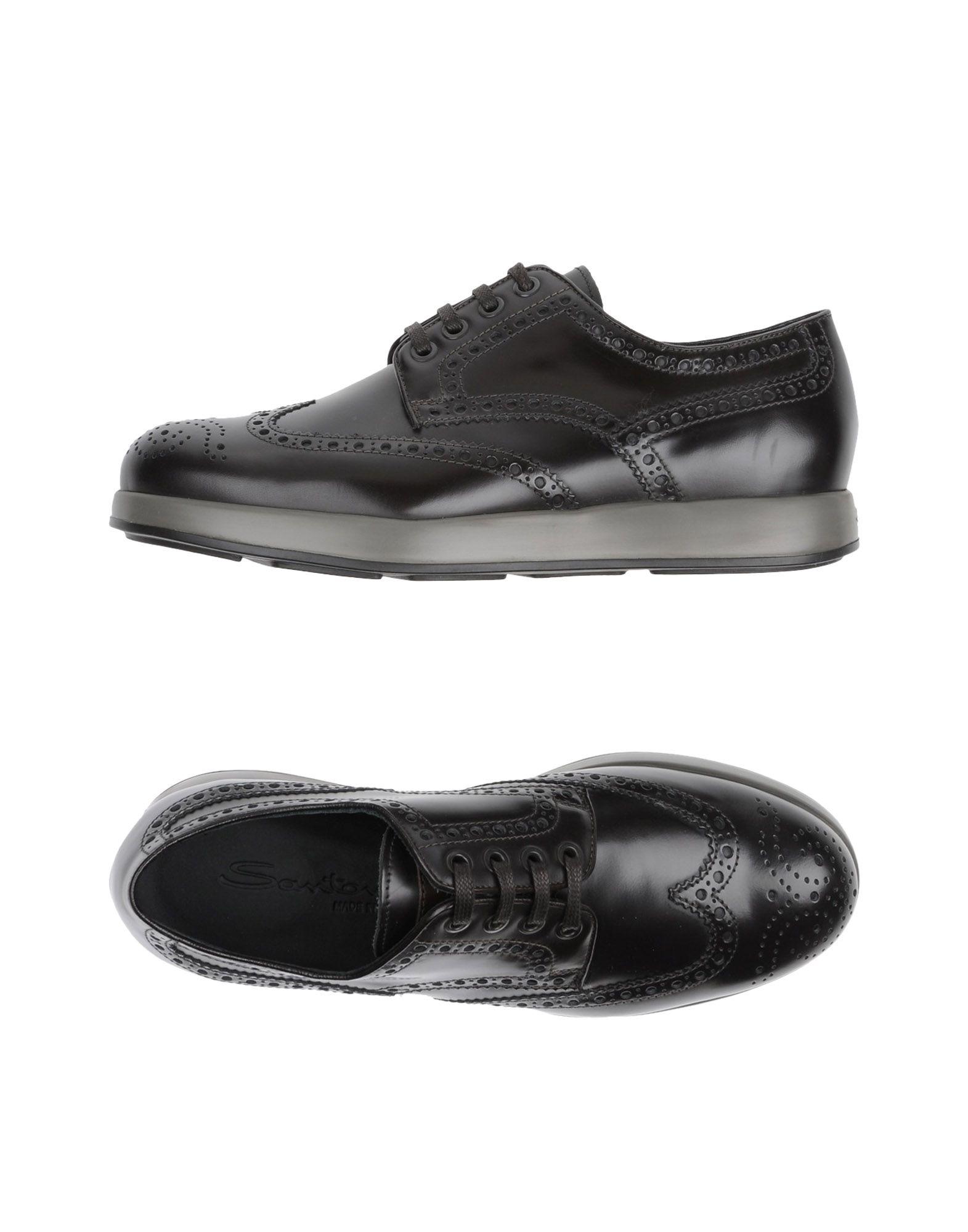 Santoni Schnürschuhe Herren  11241723JE Gute Qualität beliebte Schuhe