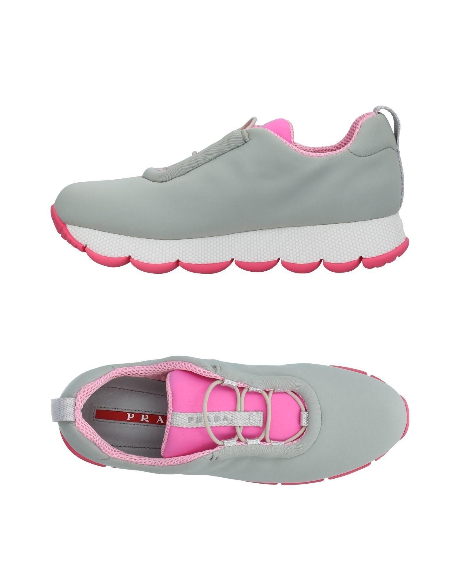 Nuevos por zapatos para hombres y mujeres, descuento por Nuevos tiempo limitado Zapatillas Prada Sport Mujer - Zapatillas Prada Sport  Gris 6dfcff