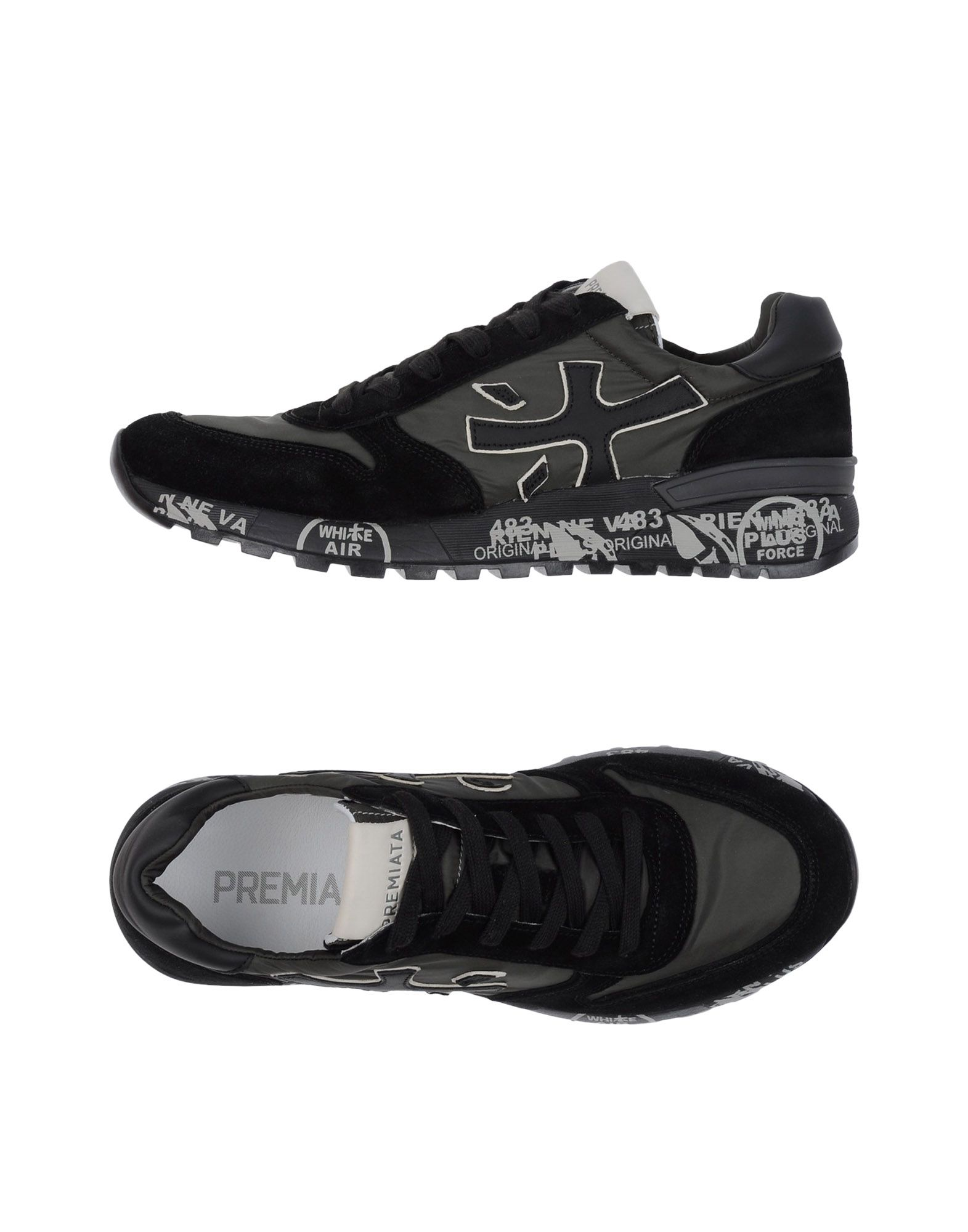 Premiata Sneakers Herren 11242150KC  11242150KC Herren 04acbe