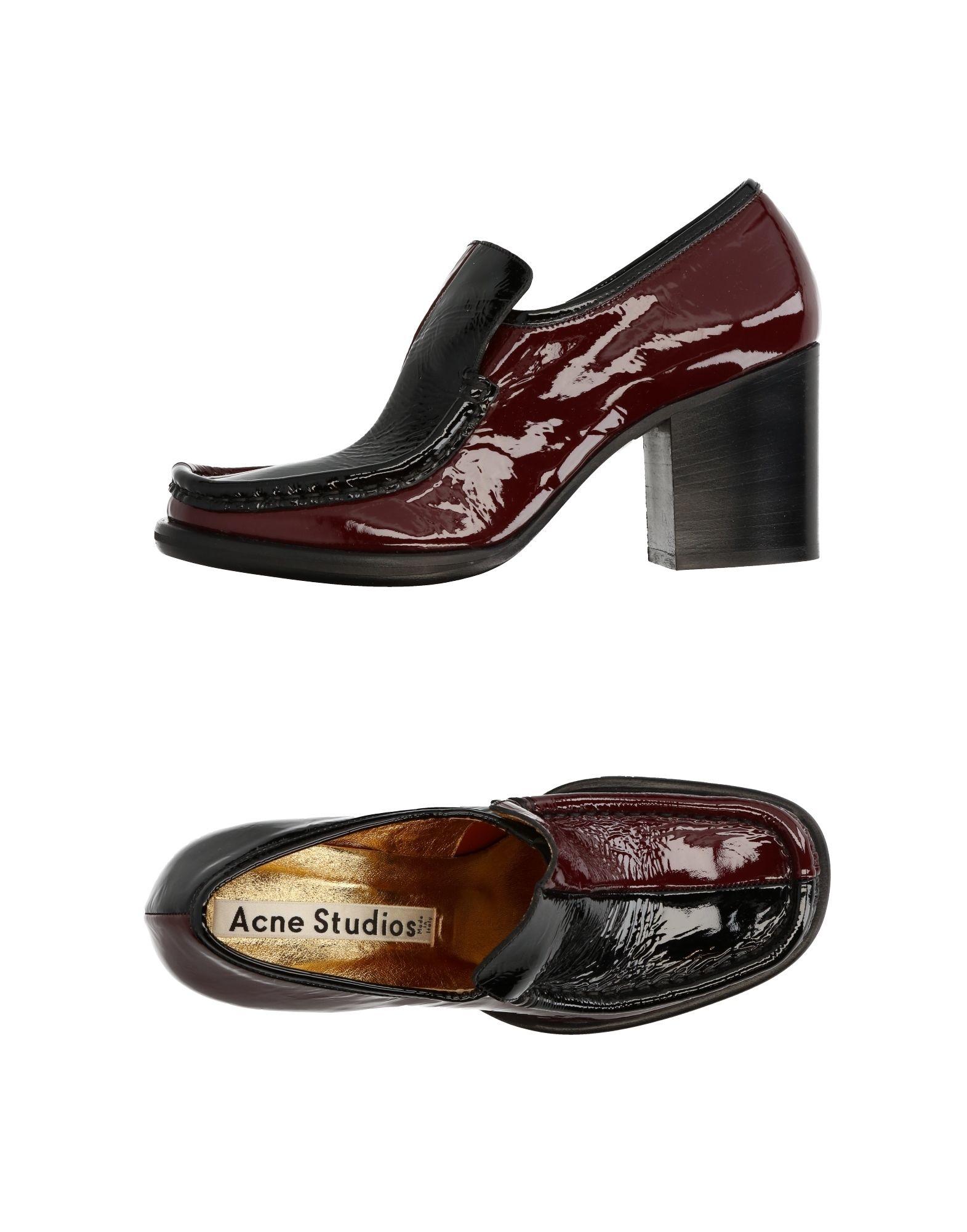 Acne 11242300EI Studios Mokassins Damen  11242300EI Acne Neue Schuhe ee3623