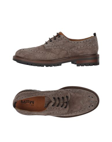 Chaussures - Chaussures À Lacets Collection Mfw EdntQ