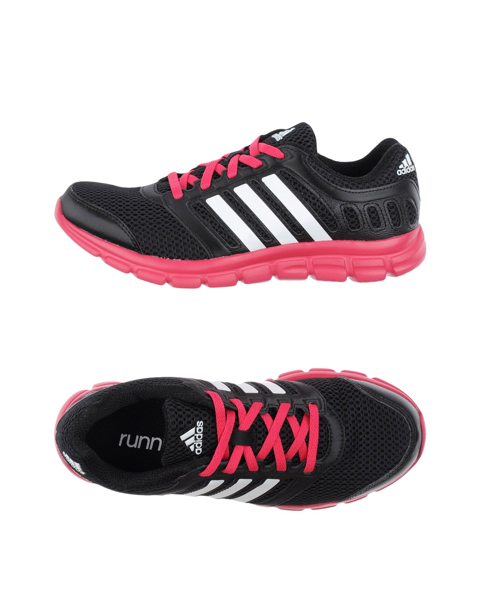 Baskets Adidas Femme - Baskets Adidas Noir Chaussures casual sauvages