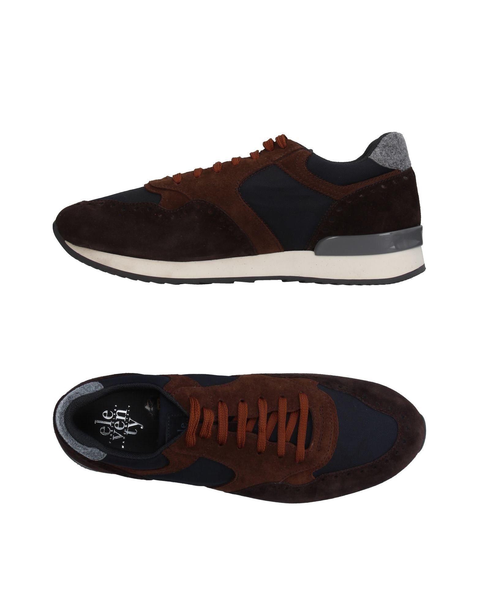 Günstige und modische Schuhe Eleventy Sneakers Herren  11242697SG
