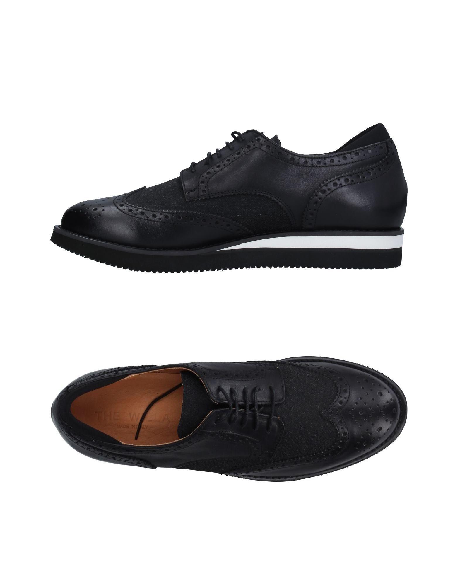 Rabatt echte Schuhe The Willa Schnürschuhe Herren  11242744VL