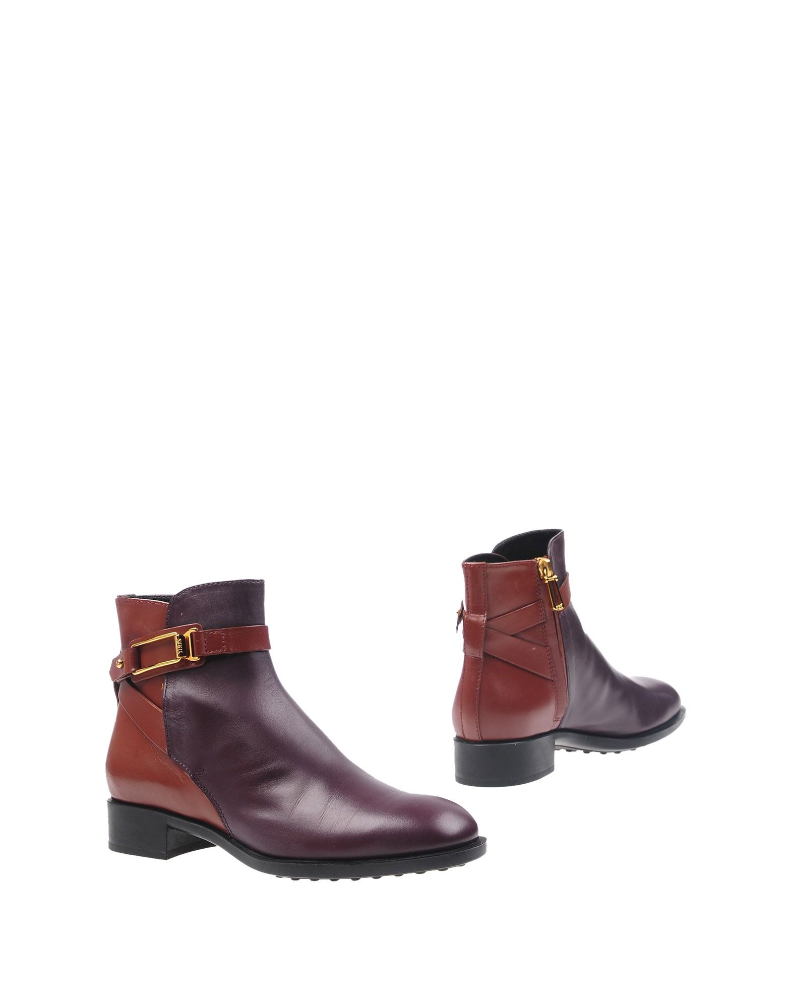 Rabatt Schuhe Tod's Stiefelette Damen  11242761GR
