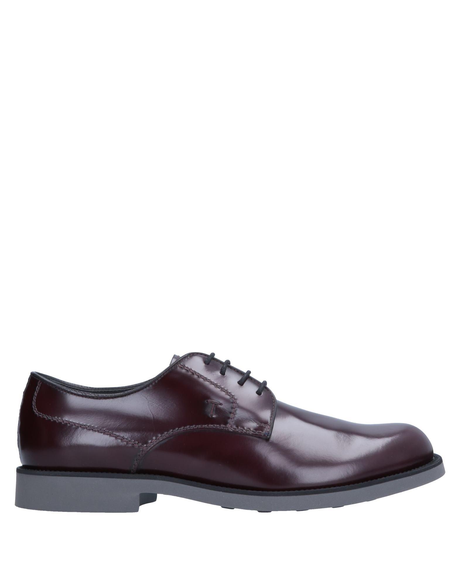 Los últimos zapatos de descuento para hombres mujeres y mujeres hombres  Zapato De Cordones Tod's Hombre - Zapatos De Cordones Tod's 835095